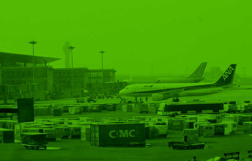 AIR FREIGHT - View our full services