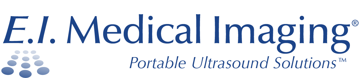 E.I. Medical Imaging Portable Veterinary Ultrasound