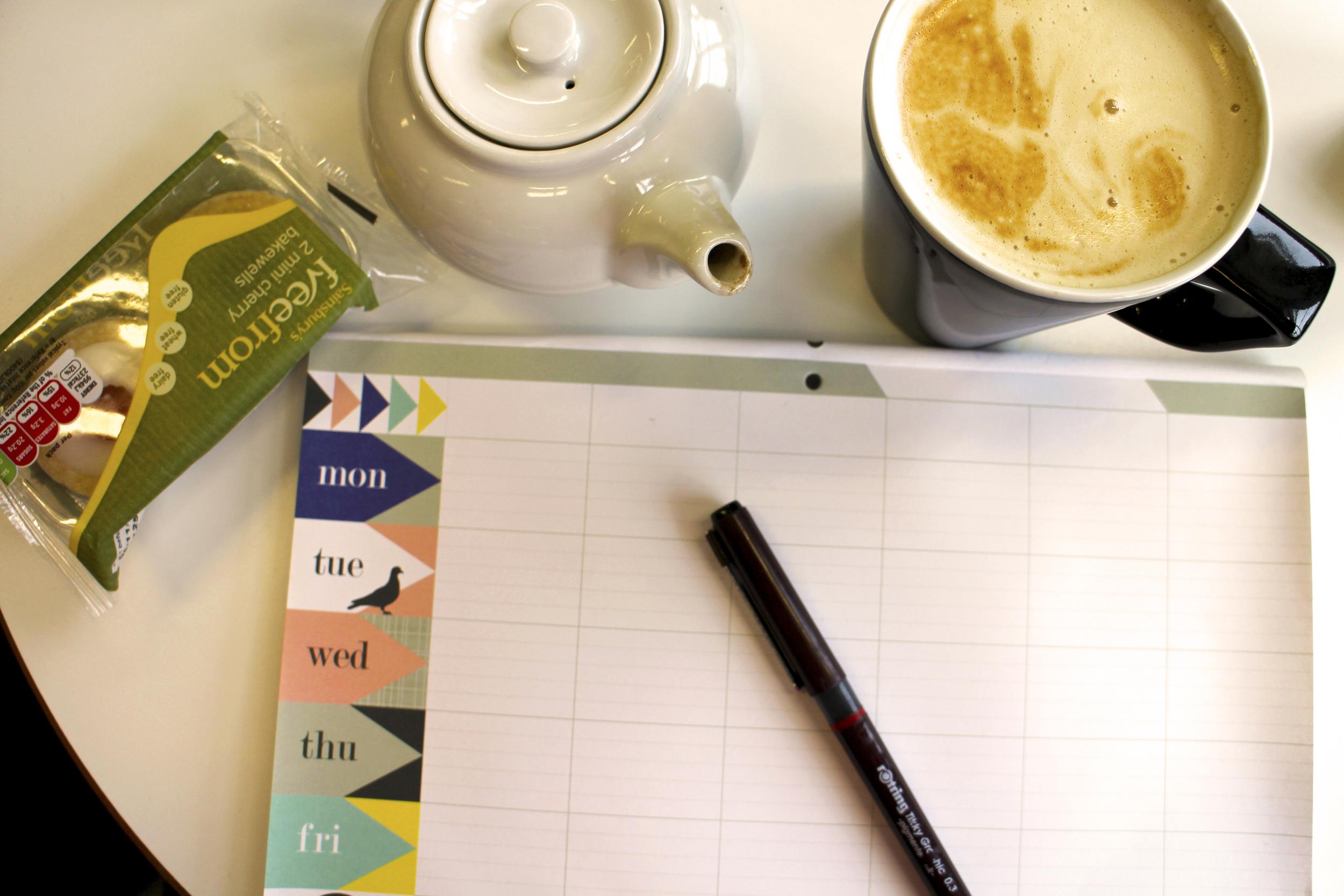 coffee-weekly-plan