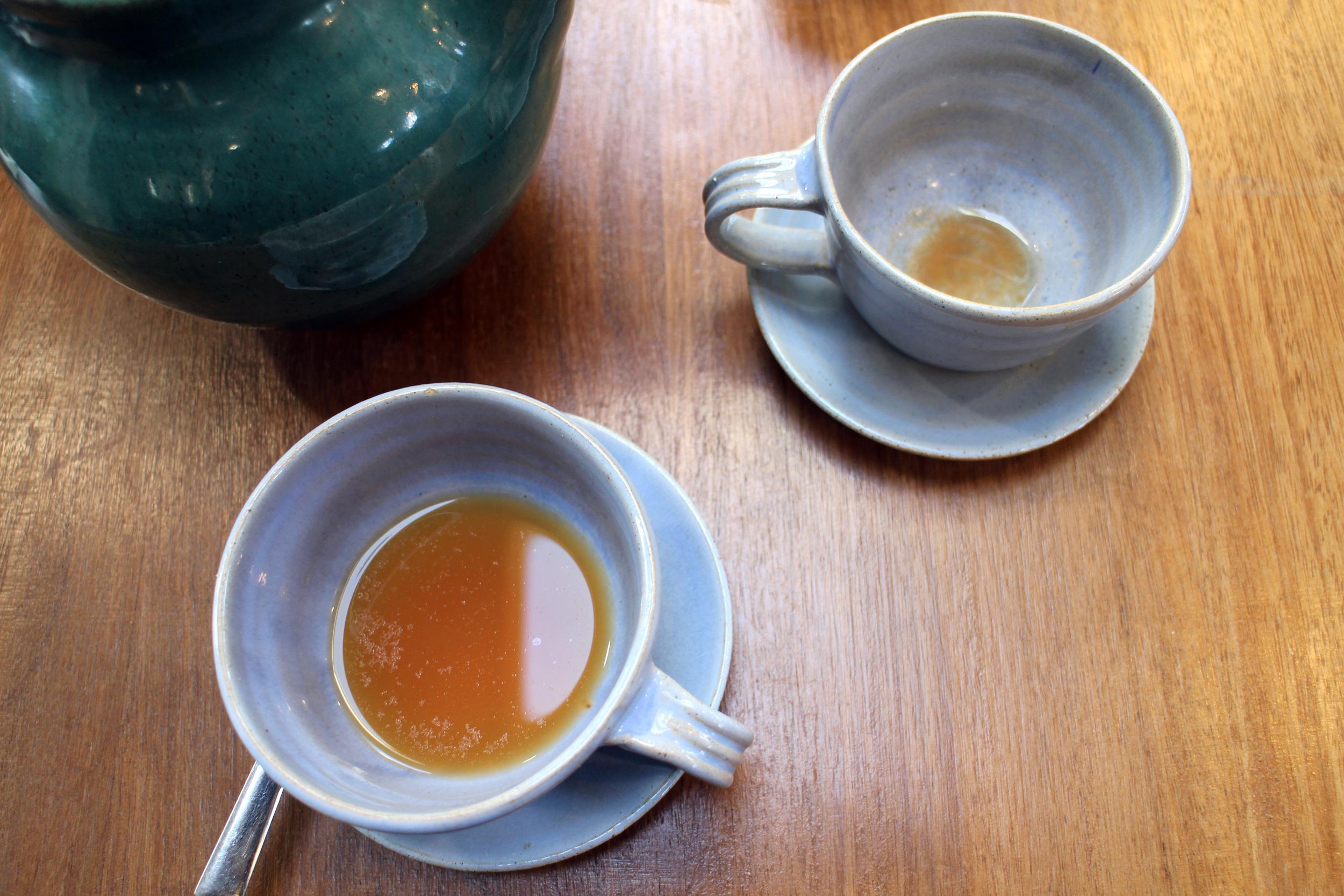 FEBRUARY: Tea at Pilling Pottery