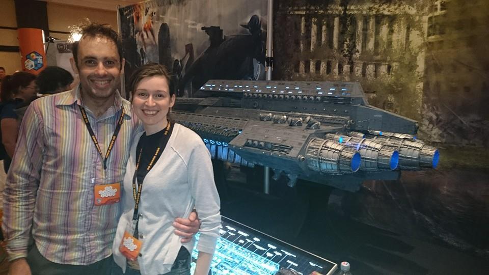 MAY: UK Games Expo