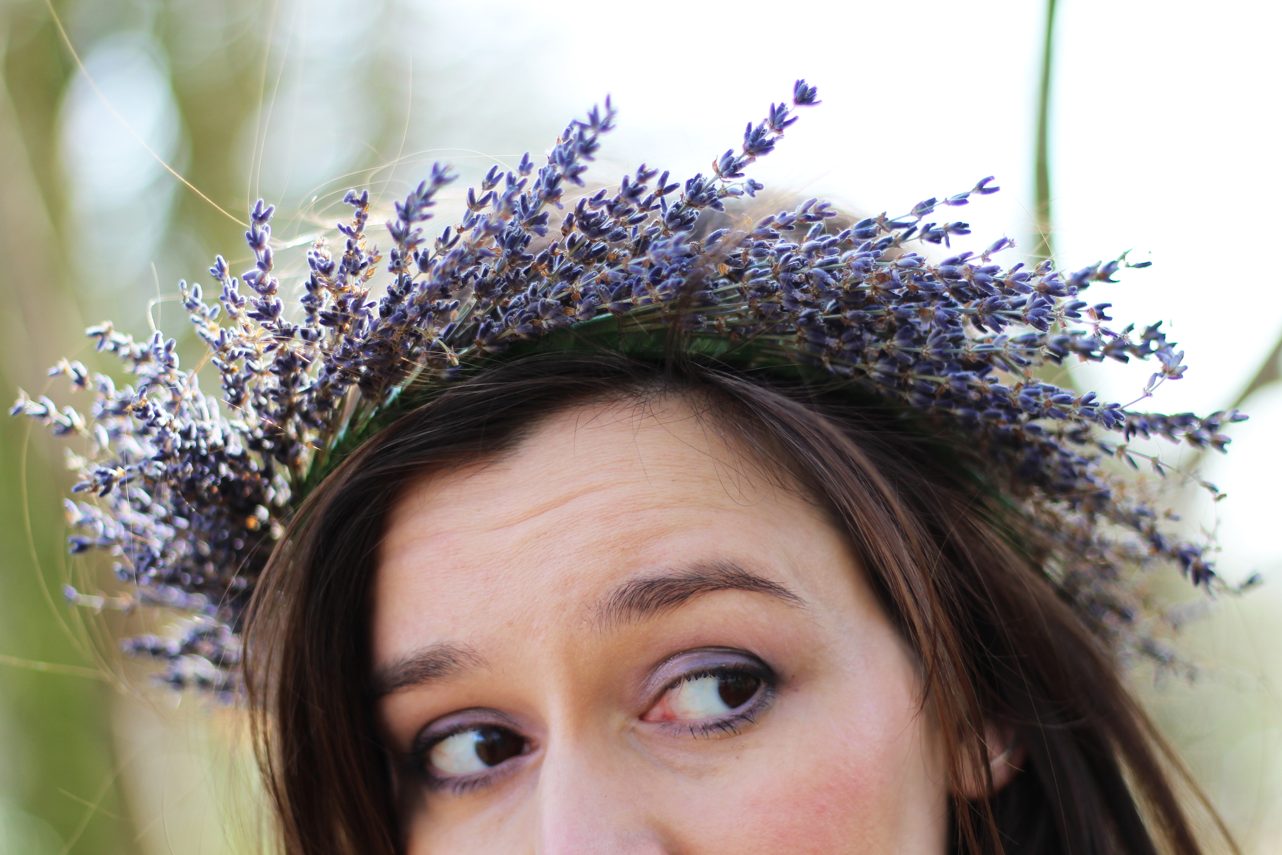 Lavender Crowning Glory!