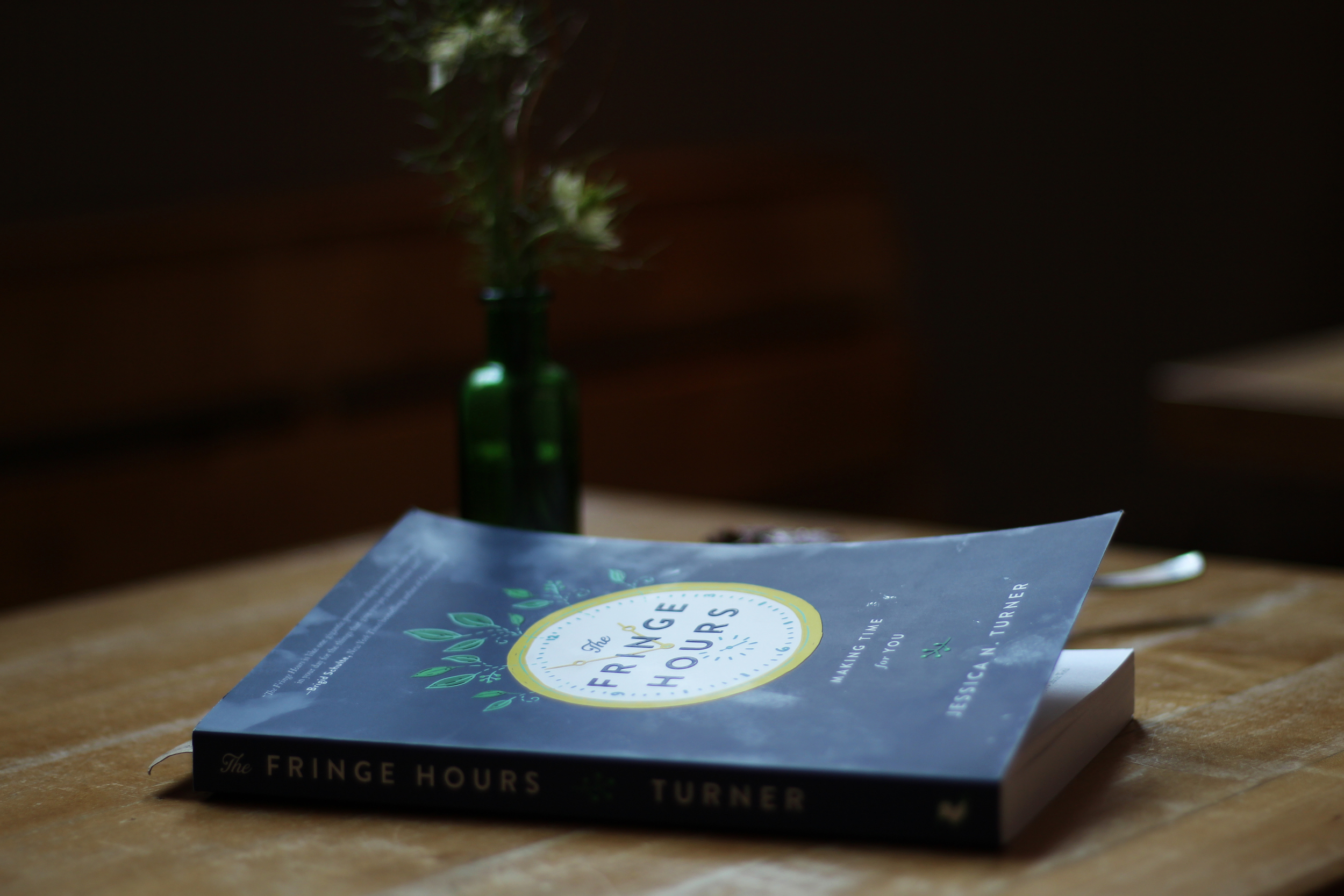 Making the most of 'The Fringe Hours' by Jessica N. Turner