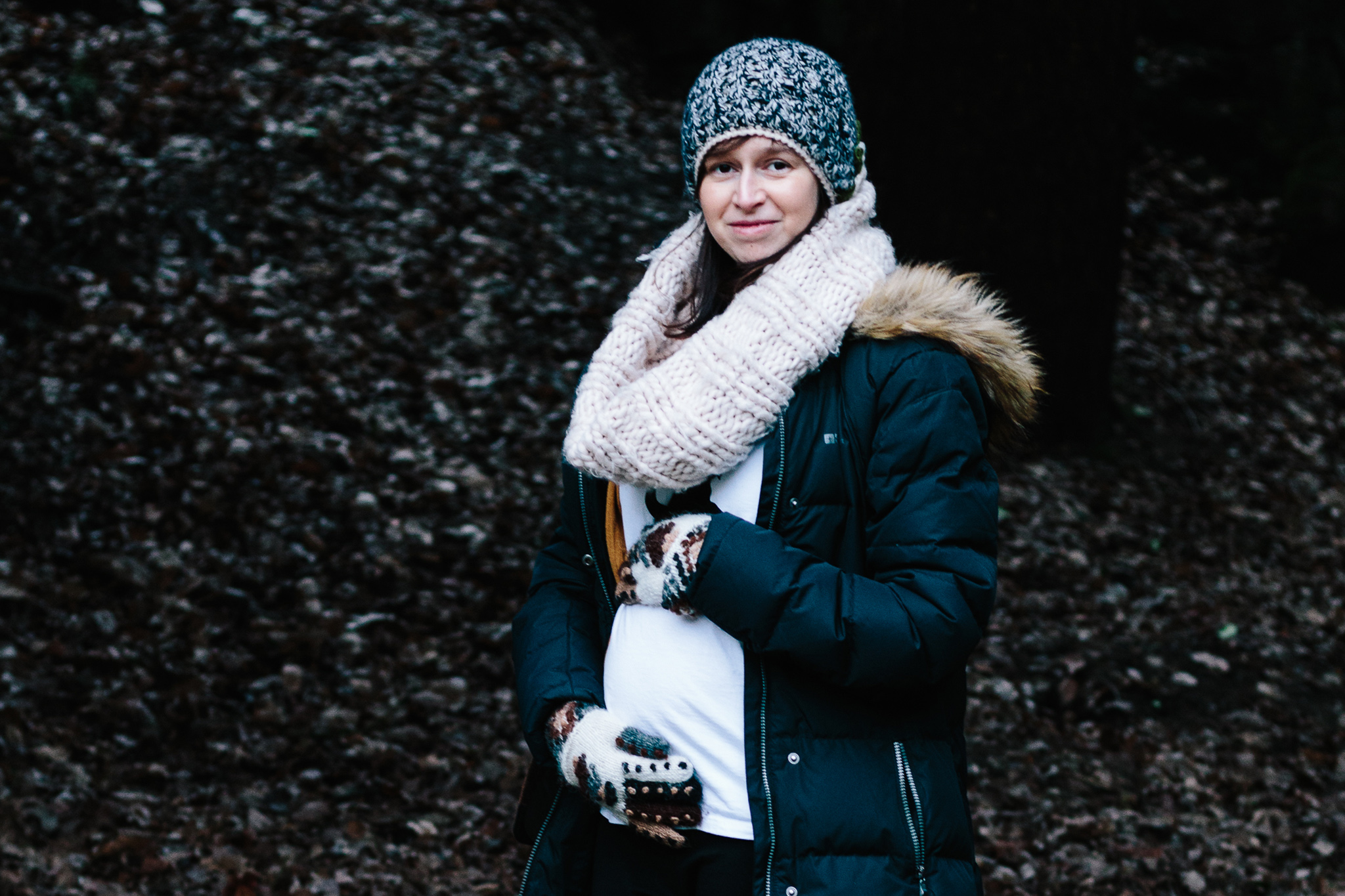2/52 - 24 weeks pregnant and a winter walk at Williamson Park, Canon EOS-M