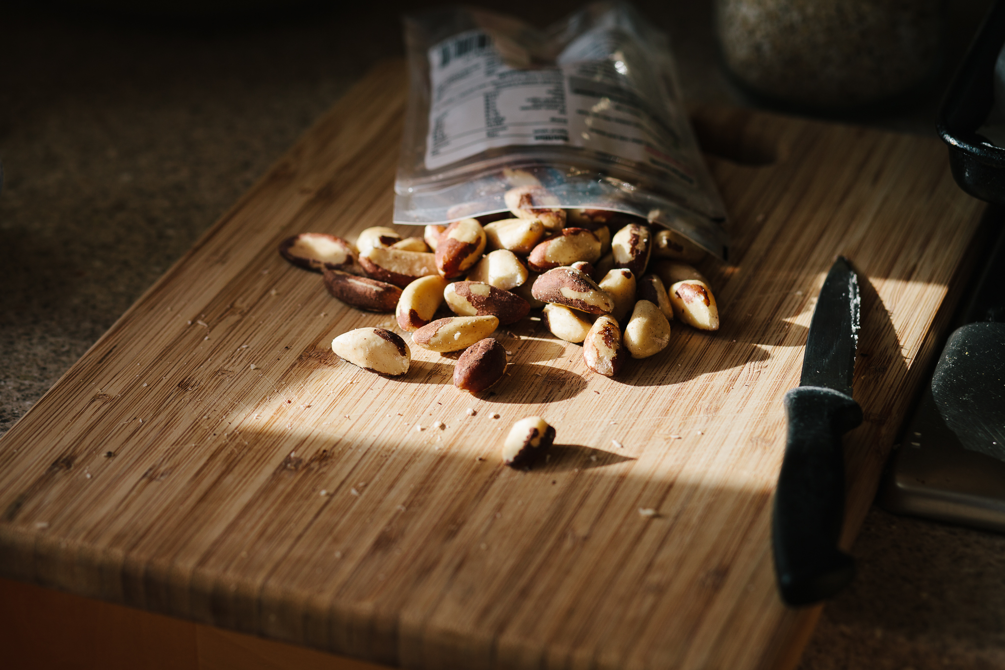 7/52 - Making homemade granola (Canon 5D MkII)