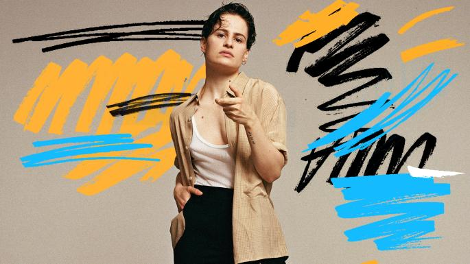 Christine and the Queens - Frankie