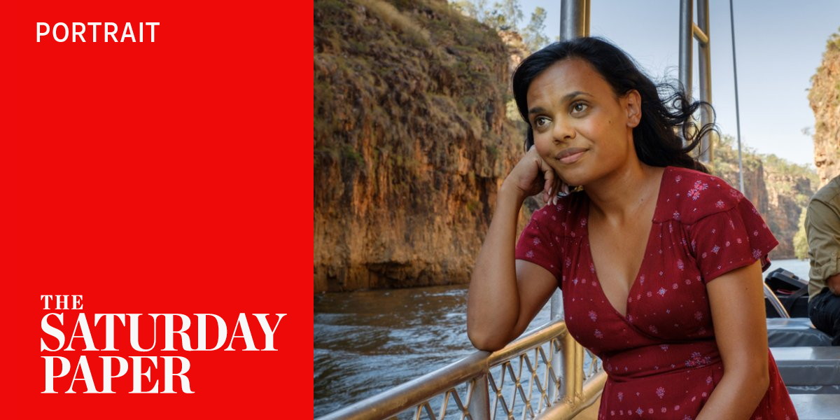 Top End Wedding actress Miranda Tapsell - The Saturday Paper