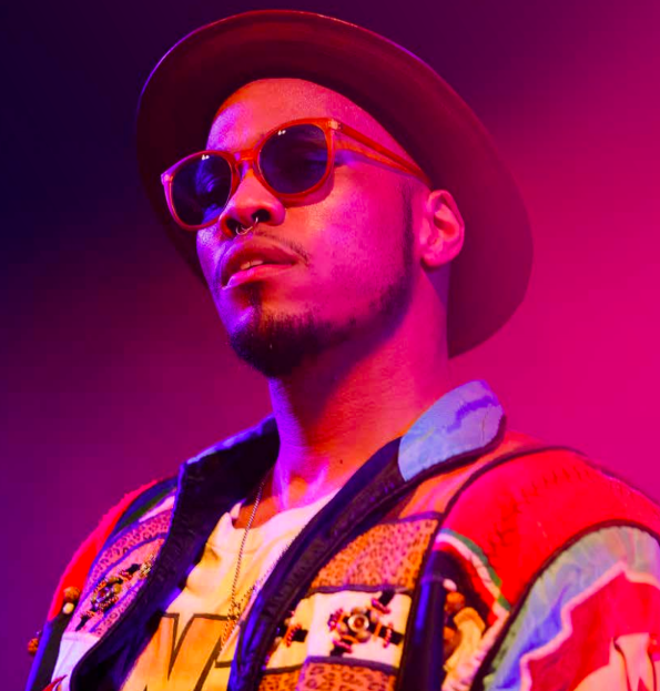 California Dreaming: profile of Anderson .Paak - The Big Issue, #590