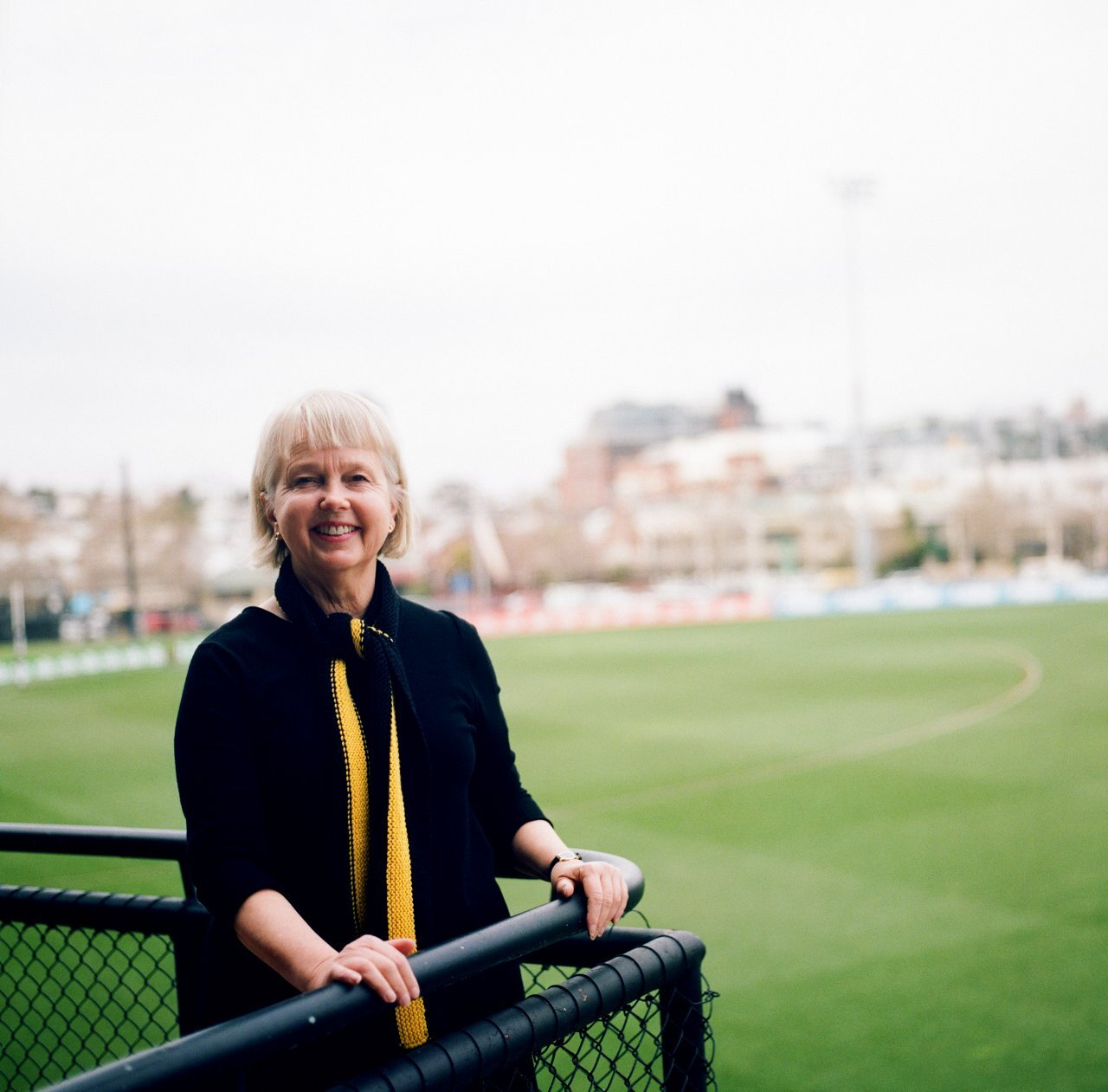 Peggy O'Neal's eye on the Tigers - The Saturday Paper