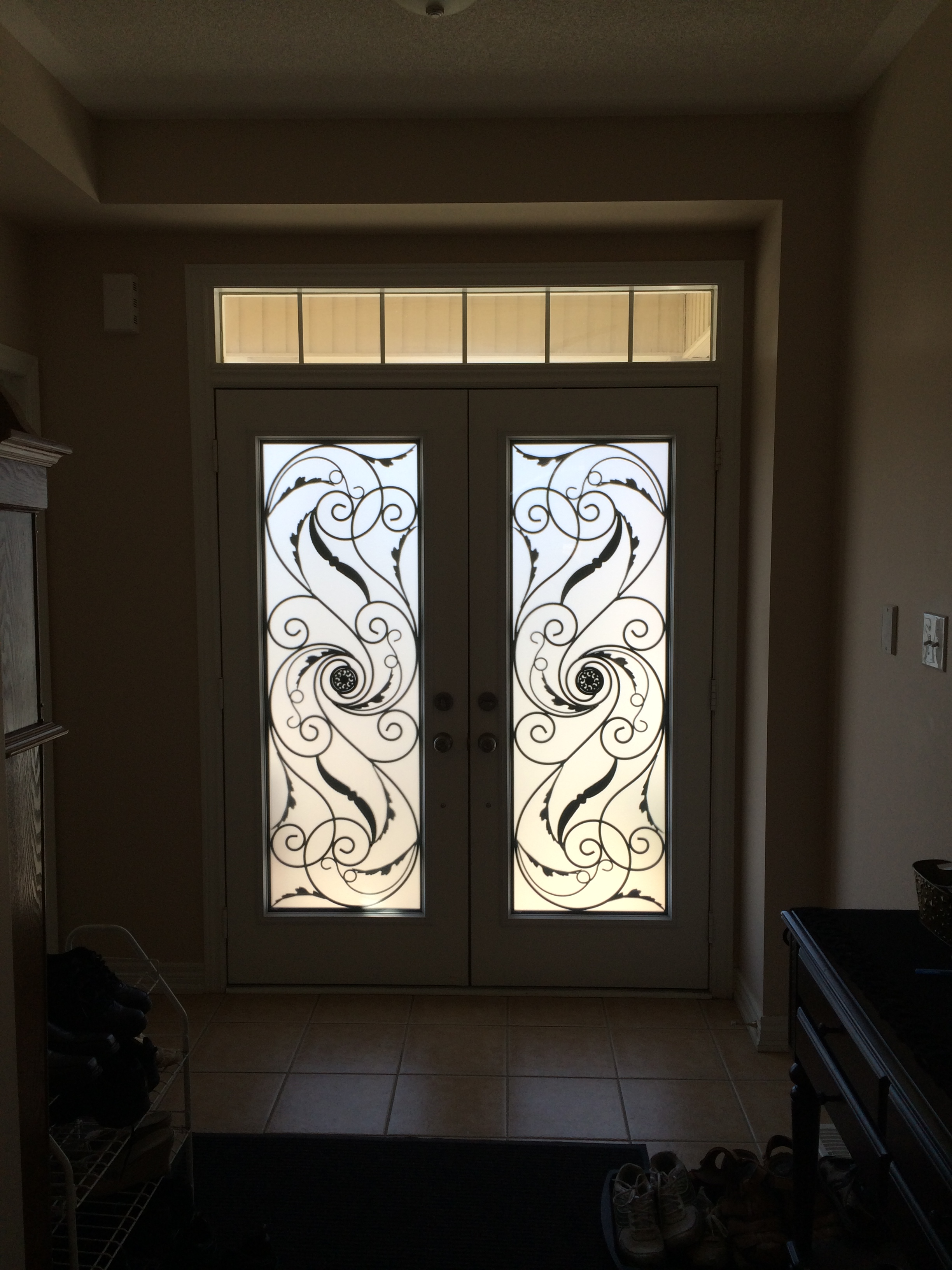Port-Union-Wrought-Iron-Glass-Door-Inserts-Bradford-Ontario