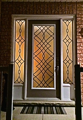 Oakridge-Wrought-Iron-Glass-Door-Inserts-Ajax-Ontario