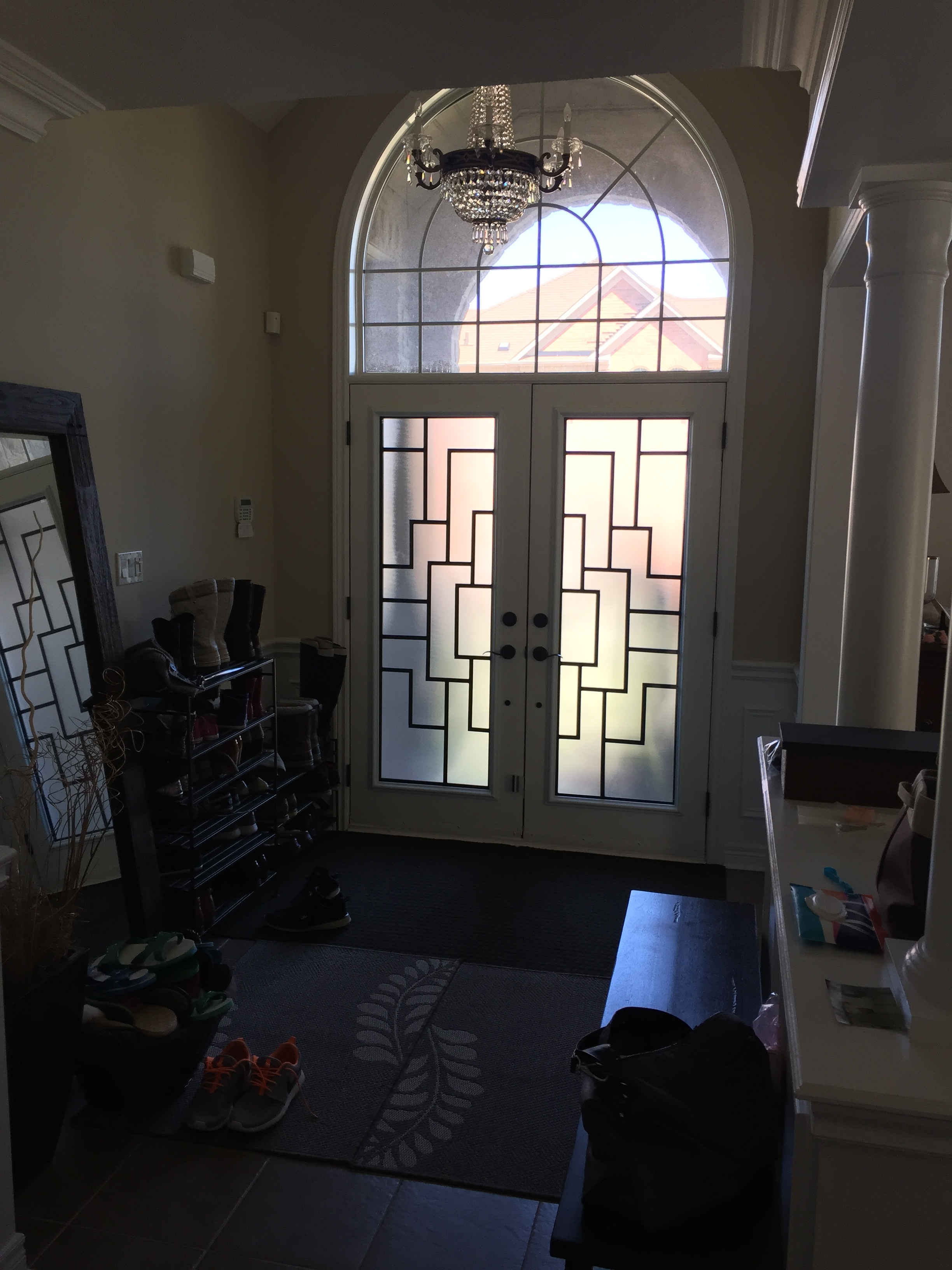 Malibu-Wrrought-Iron-Glass-Door-Inserts-Orangeville