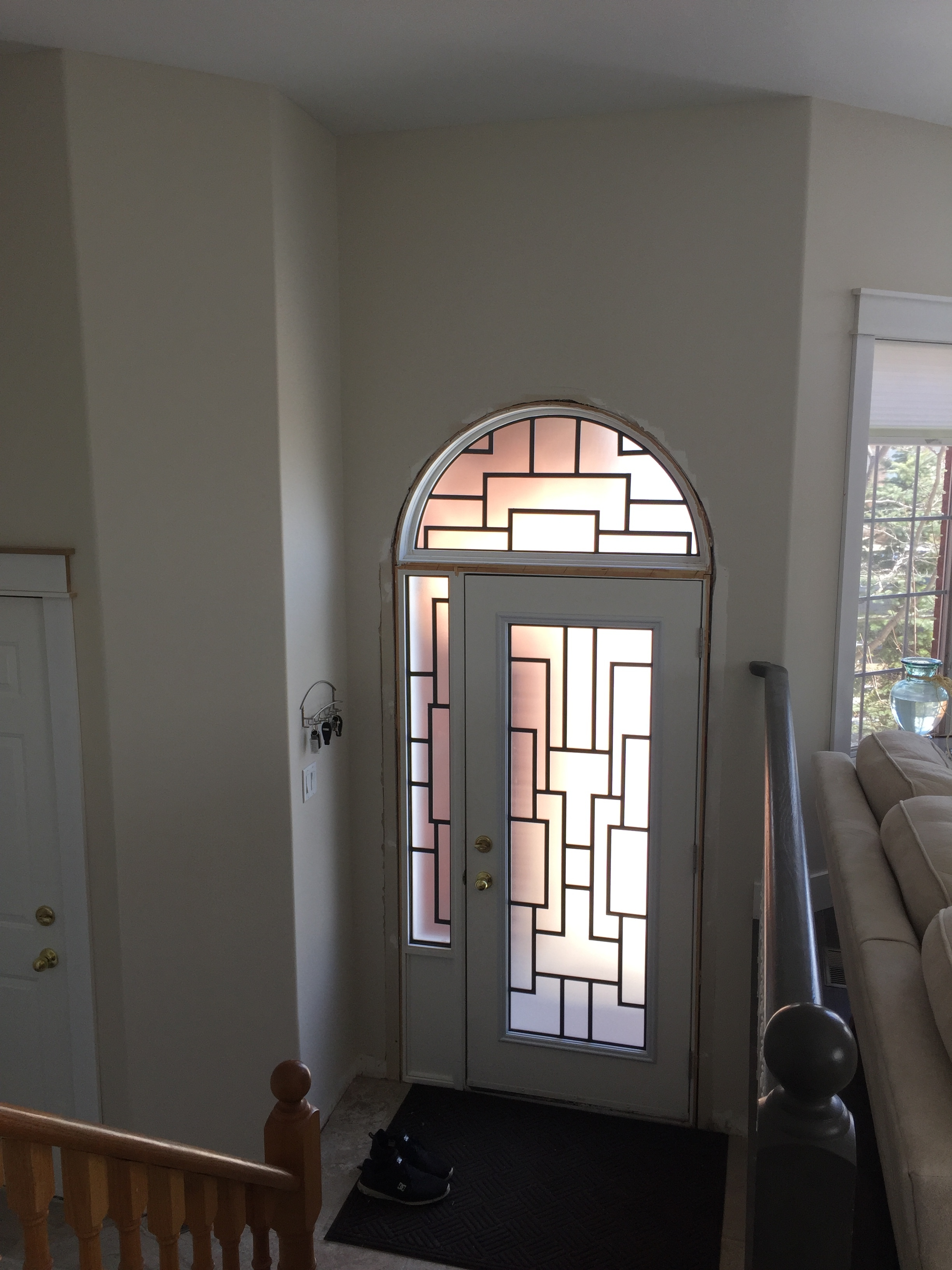 Malibu-Wrrought-Iron-Glass-Door-Inserts-Pickering-Ontario