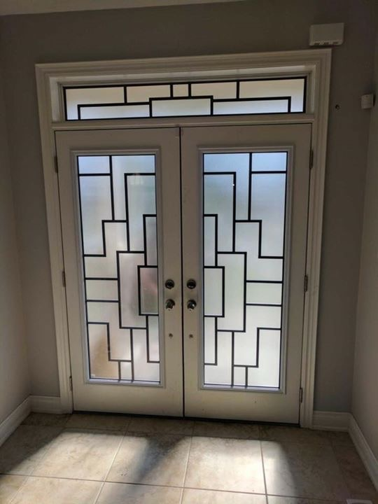 Malibu-Wrrought-Iron-Glass-Door-Inserts-Whitby-Ontario