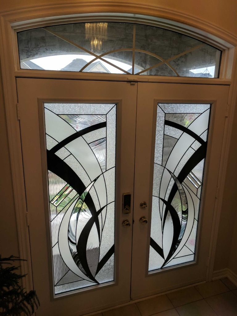 Atlas-decorative-glass-door-insert-bradford-ontario