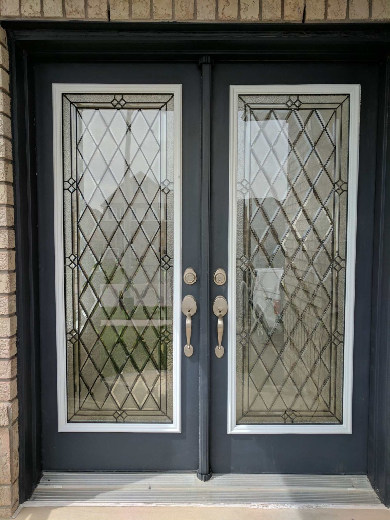 Cookstown-Decorative-glass-Door-Inserts-Barrie-Ontario