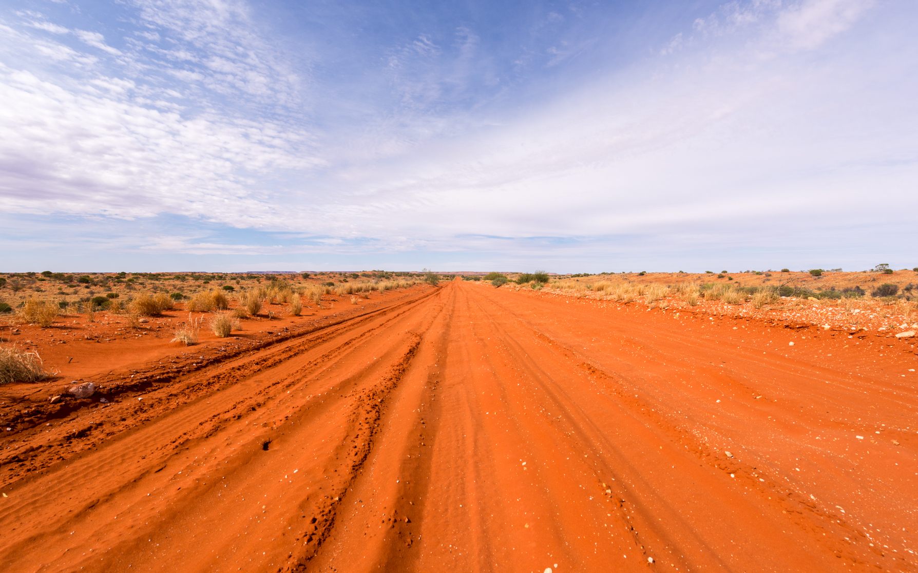 -Old Ghan Heritage Trail Track, NT-  Michelle Lake ©