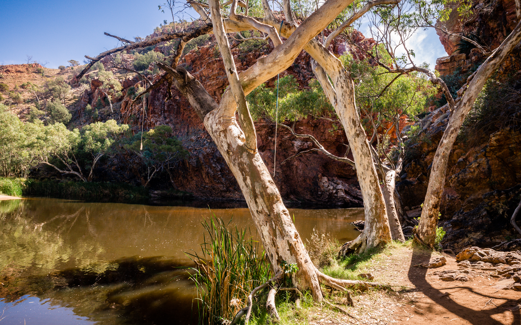 -Ellery Creek Big Hole, West MacDonnell National Park NT-  Michelle Lake ©