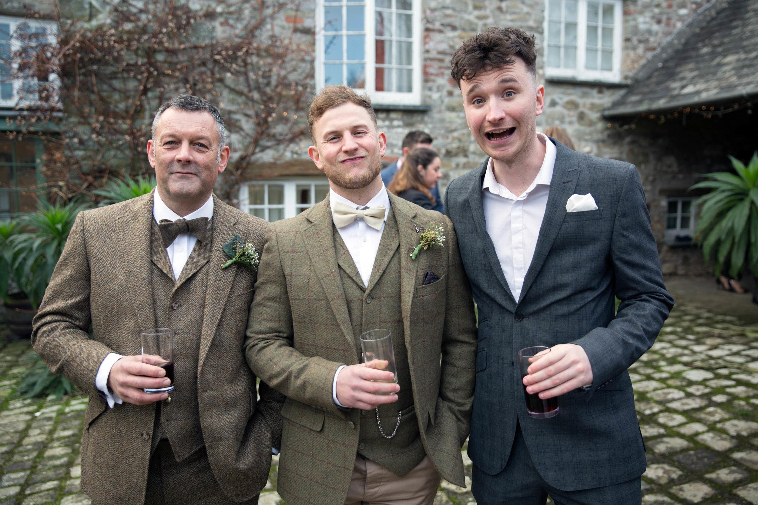 Jess & Ben - Bristol Wedding Photographer - Wright Wedding Photography - 92