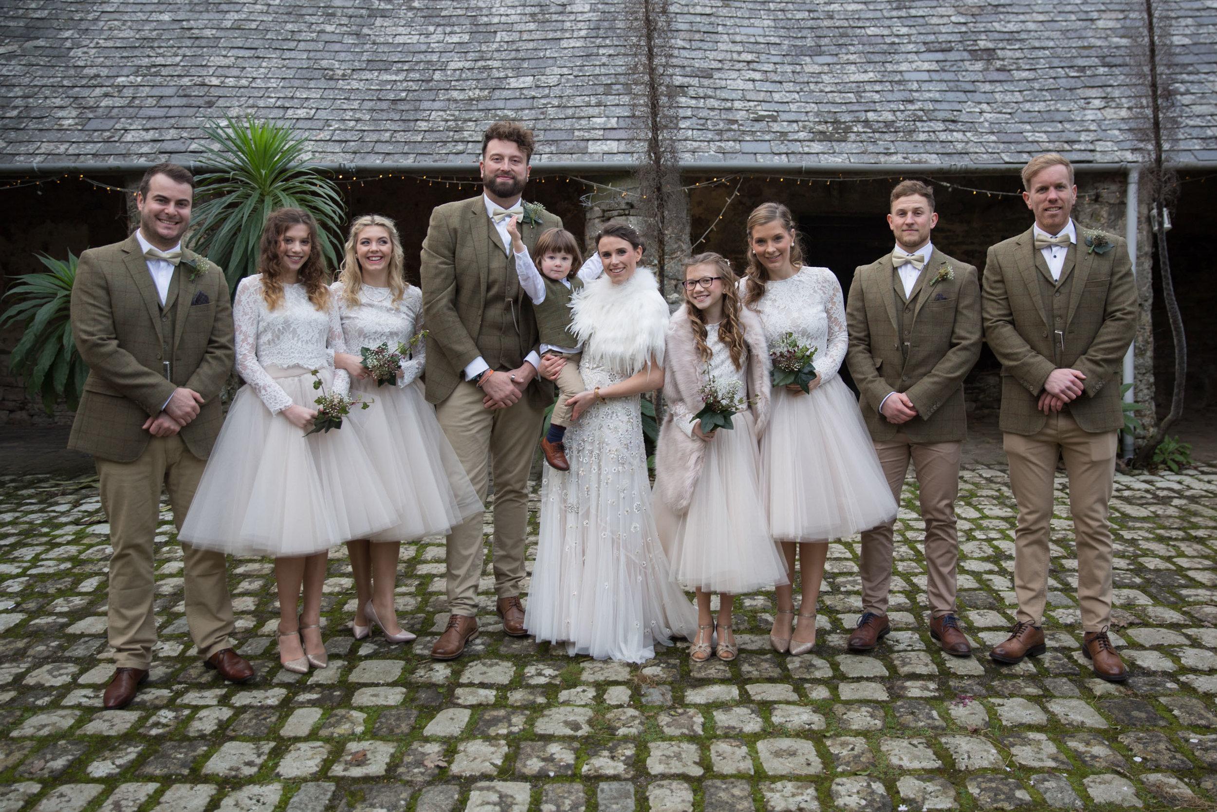 Jess & Ben - Bristol Wedding Photographer - Wright Wedding Photography - 98