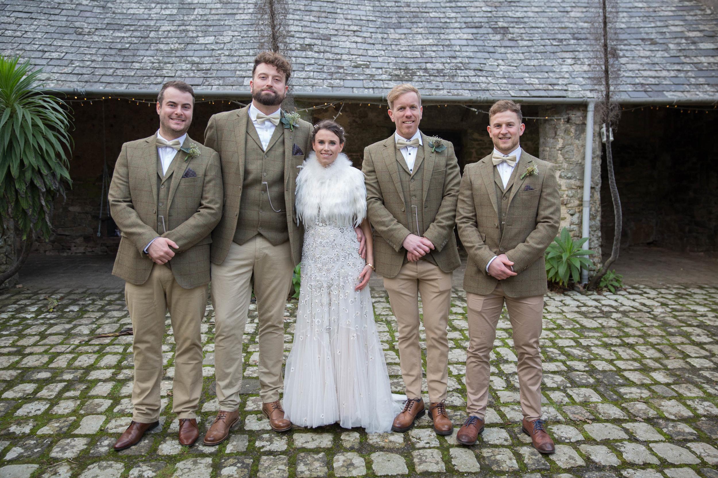 Jess & Ben - Bristol Wedding Photographer - Wright Wedding Photography - 100