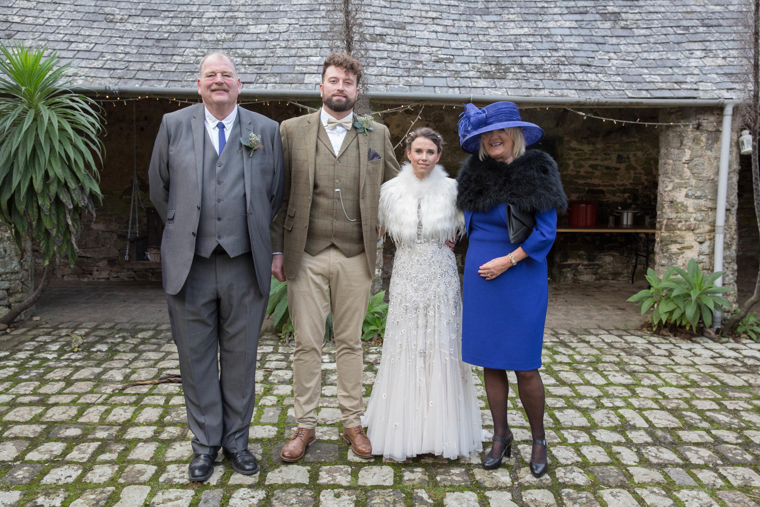 Jess & Ben - Bristol Wedding Photographer - Wright Wedding Photography - 101