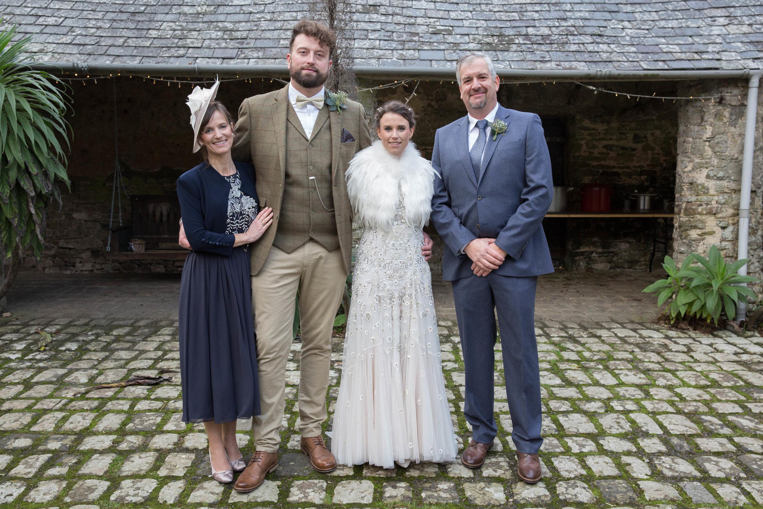 Jess & Ben - Bristol Wedding Photographer - Wright Wedding Photography - 103