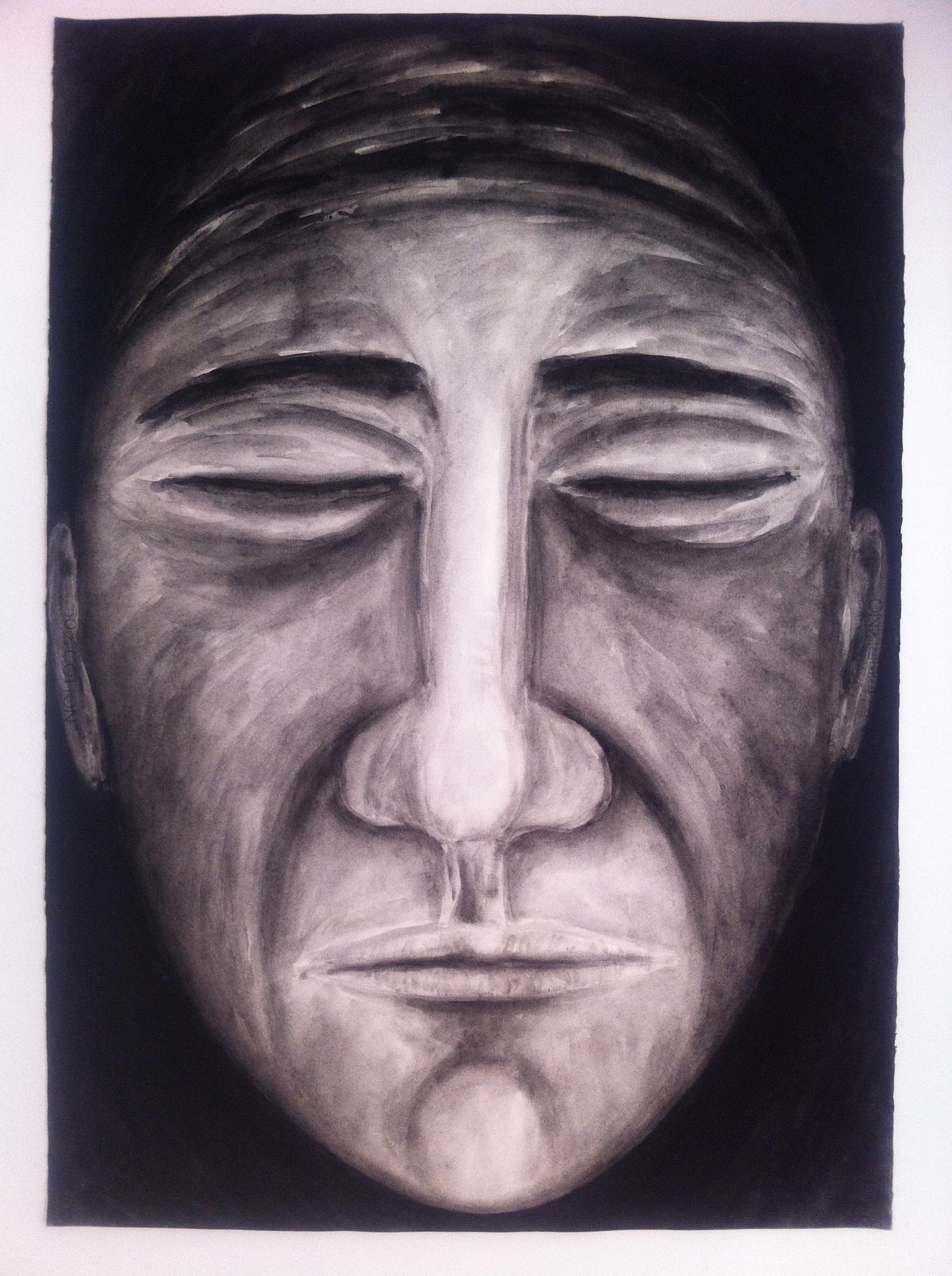 Memorial Head  Gouashe  1986