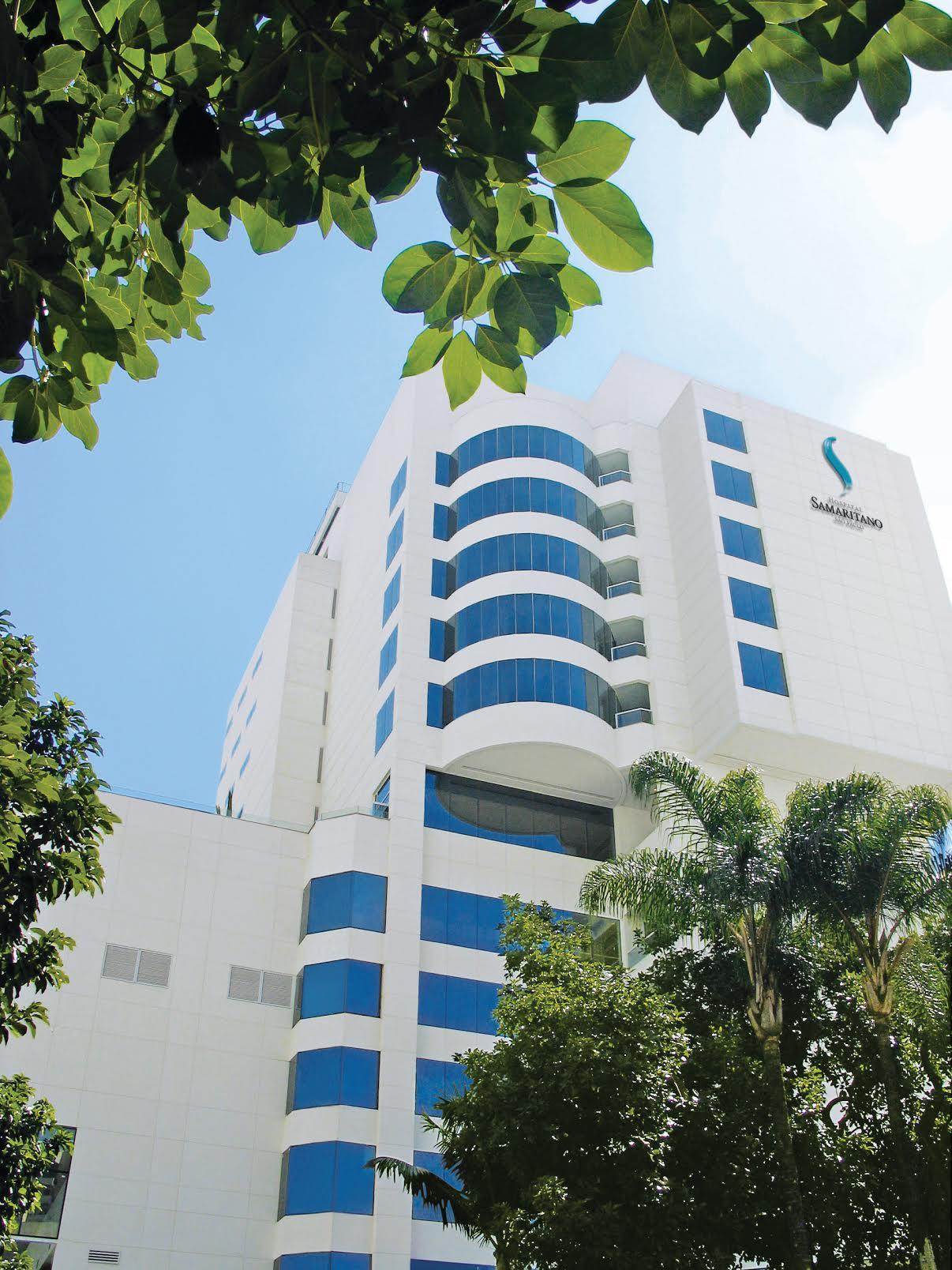 Hospital Samaritano - External view