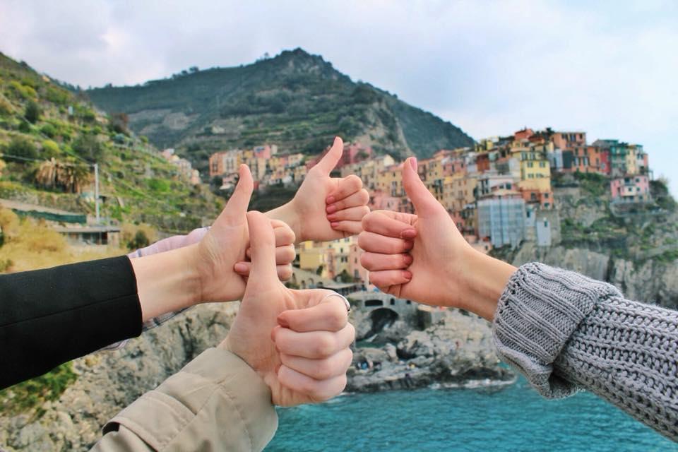 Gig 'Em in Italy