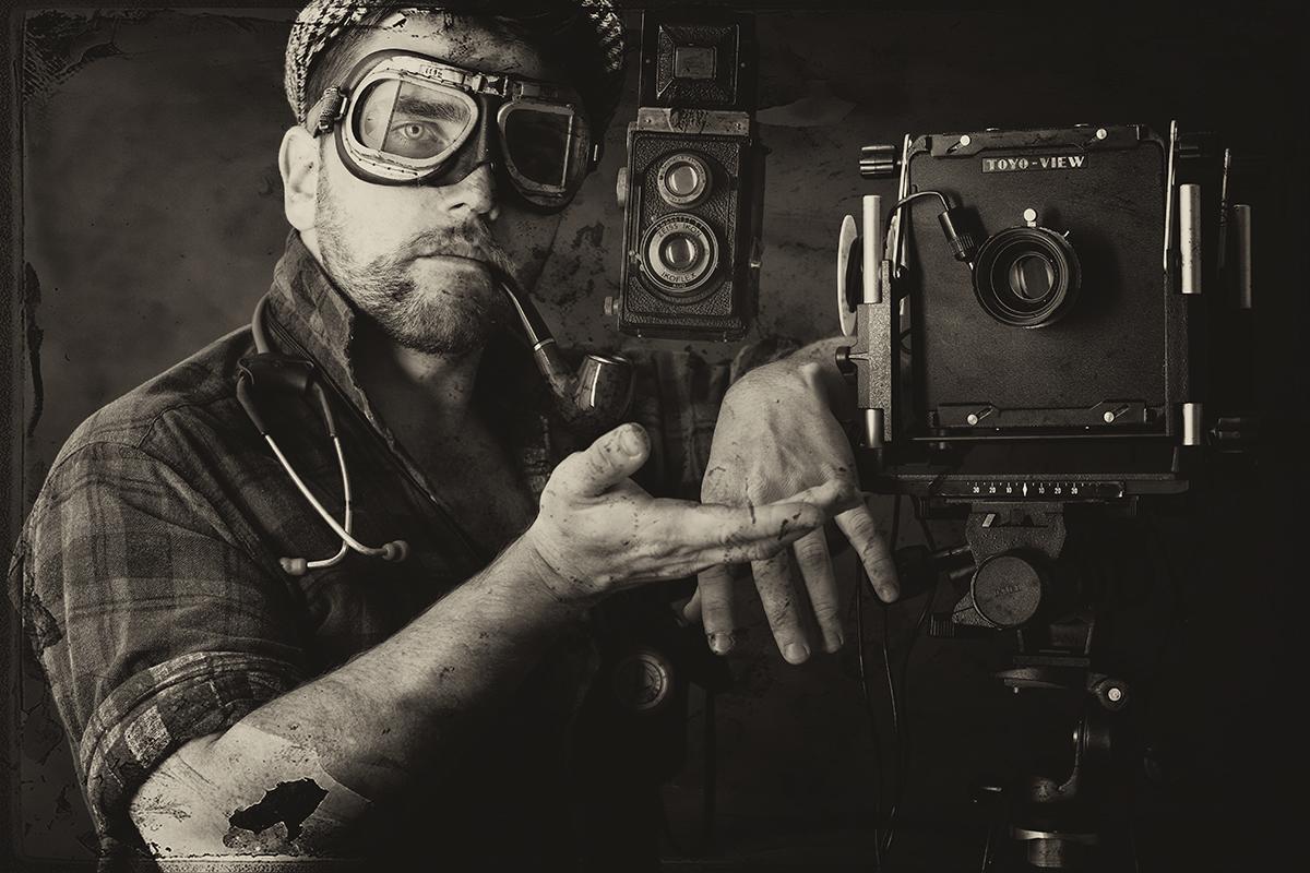 Amateur GP or professional photographer?
