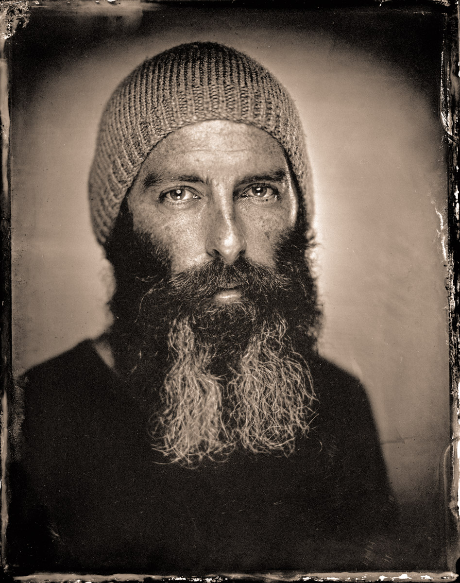 Hamish. A portrait for Decembeard. Photo Credit Paul Alsop.