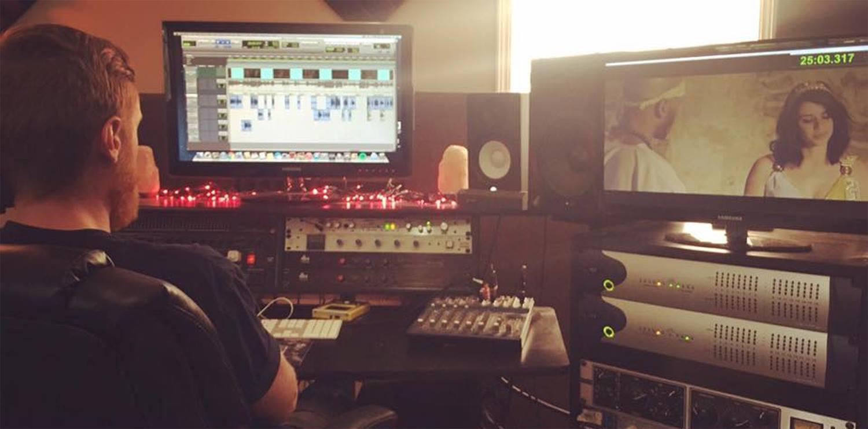 Venerate Studios Post production ADR service photo