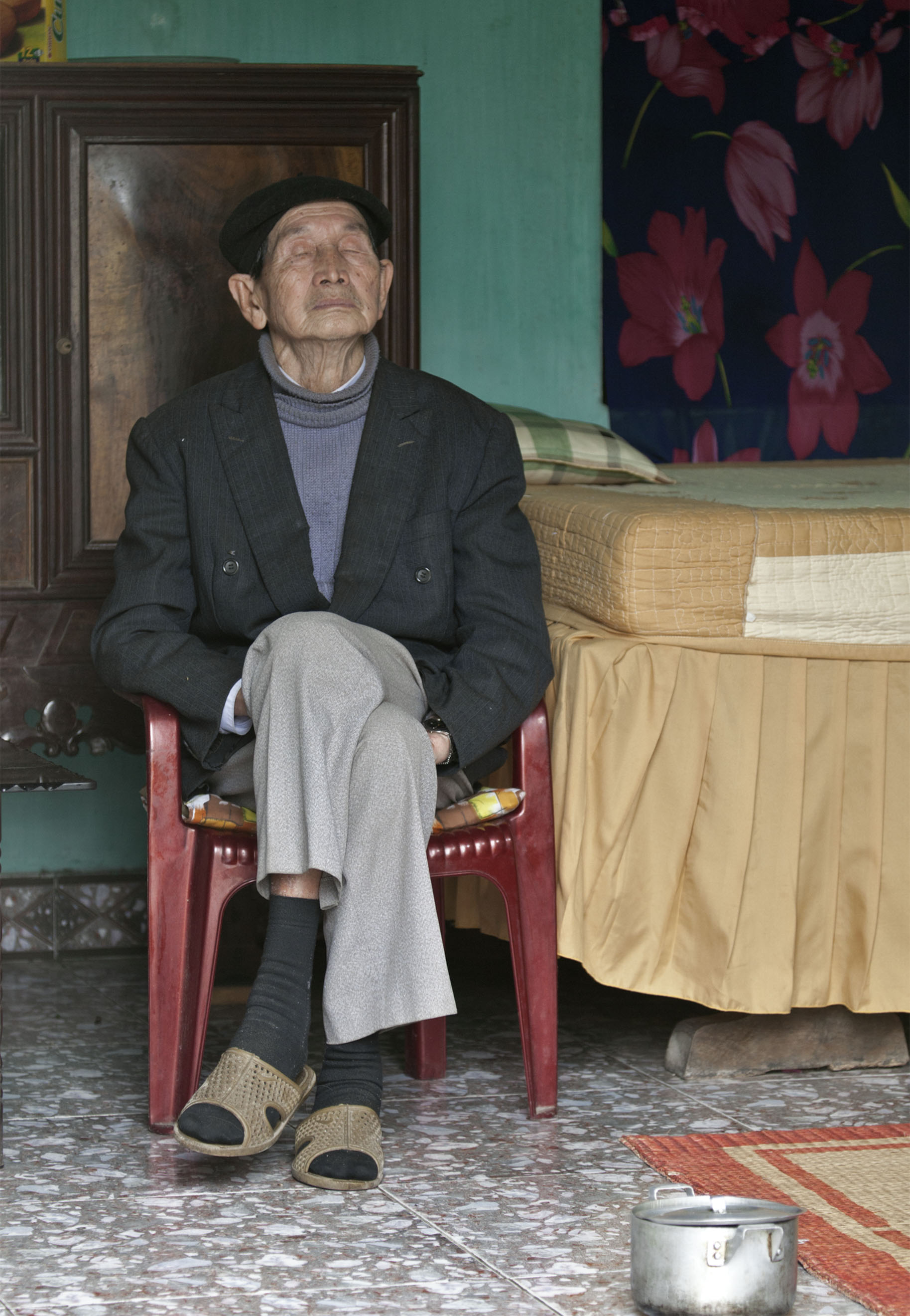 Image of Vietnam veteran