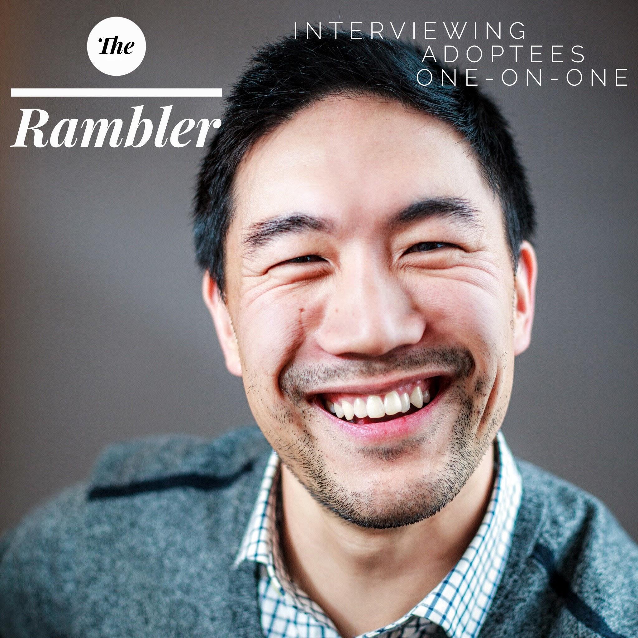 The Rambler: Episode 10: Rachel Park