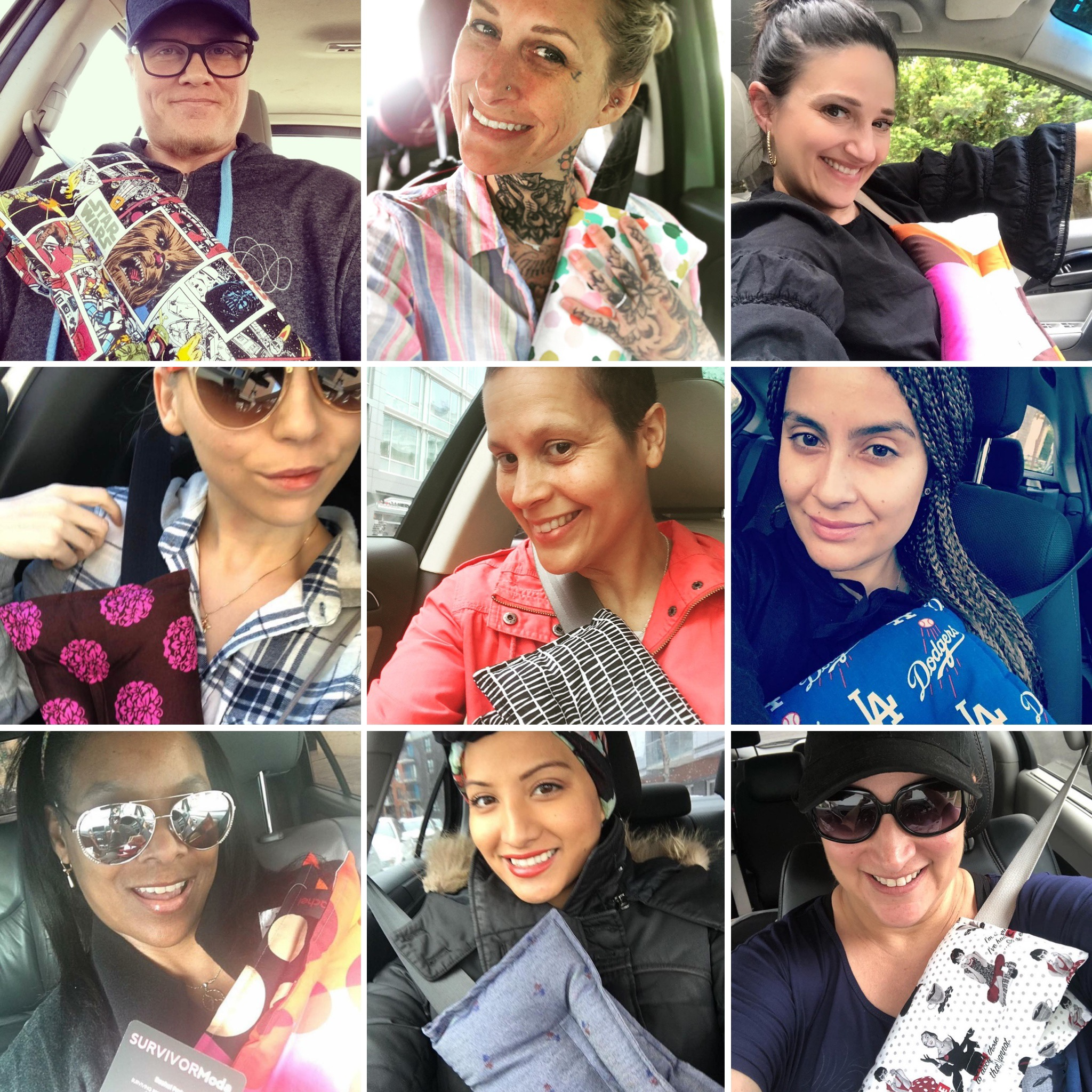 Thank You! - To all of these beautiful patients who shared their #ParkPufflove, we appreciate you!