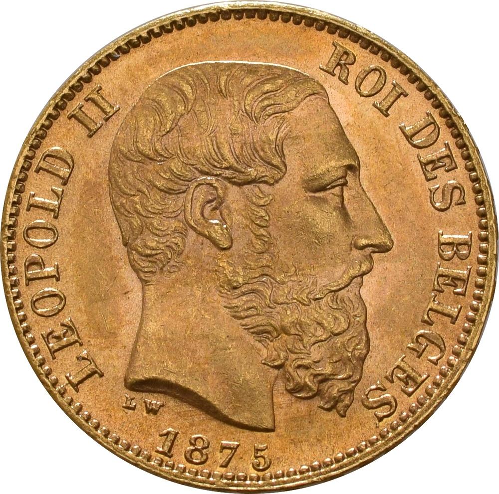 Belgian Gold Franc