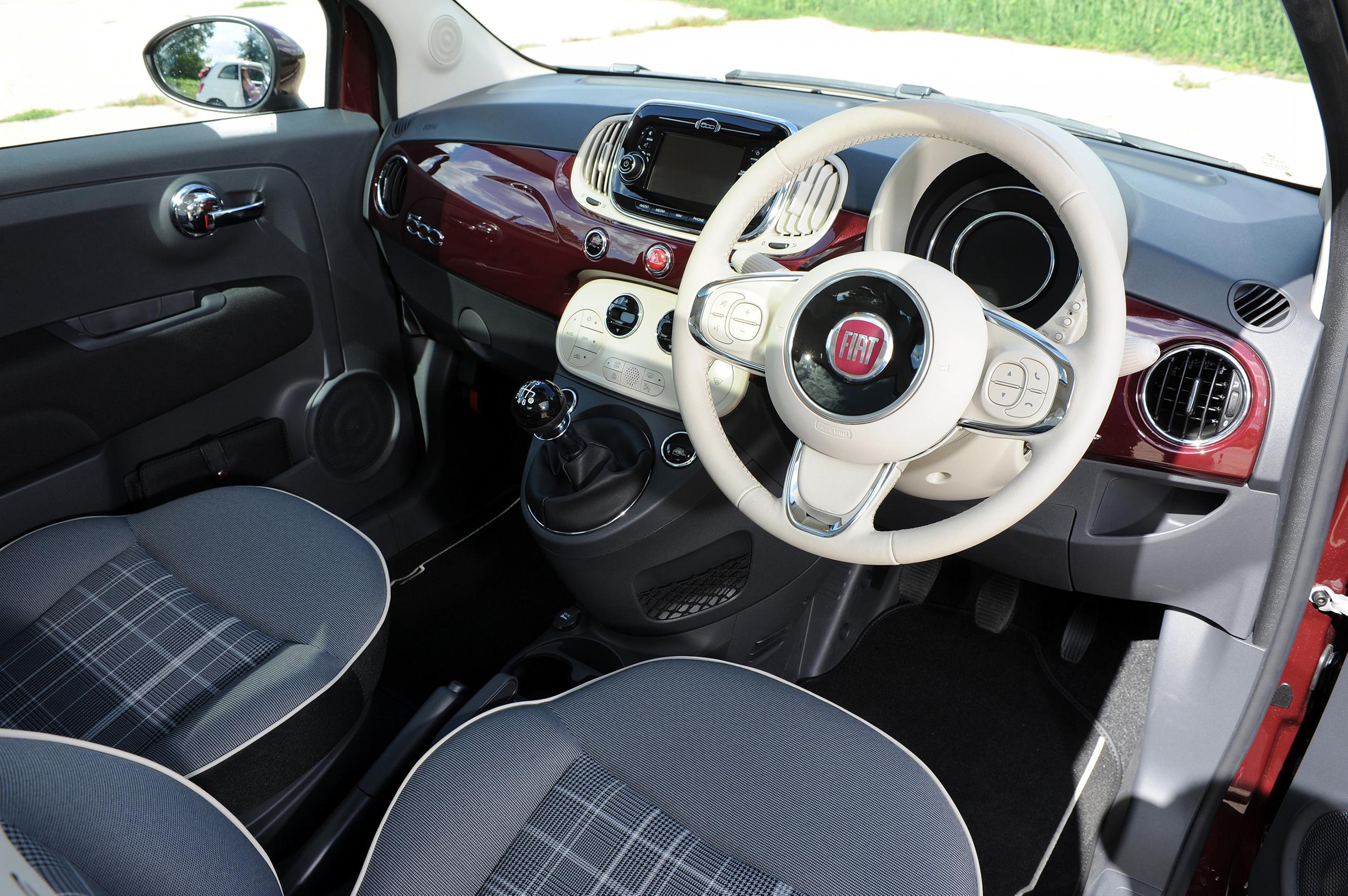 New Fiat 500