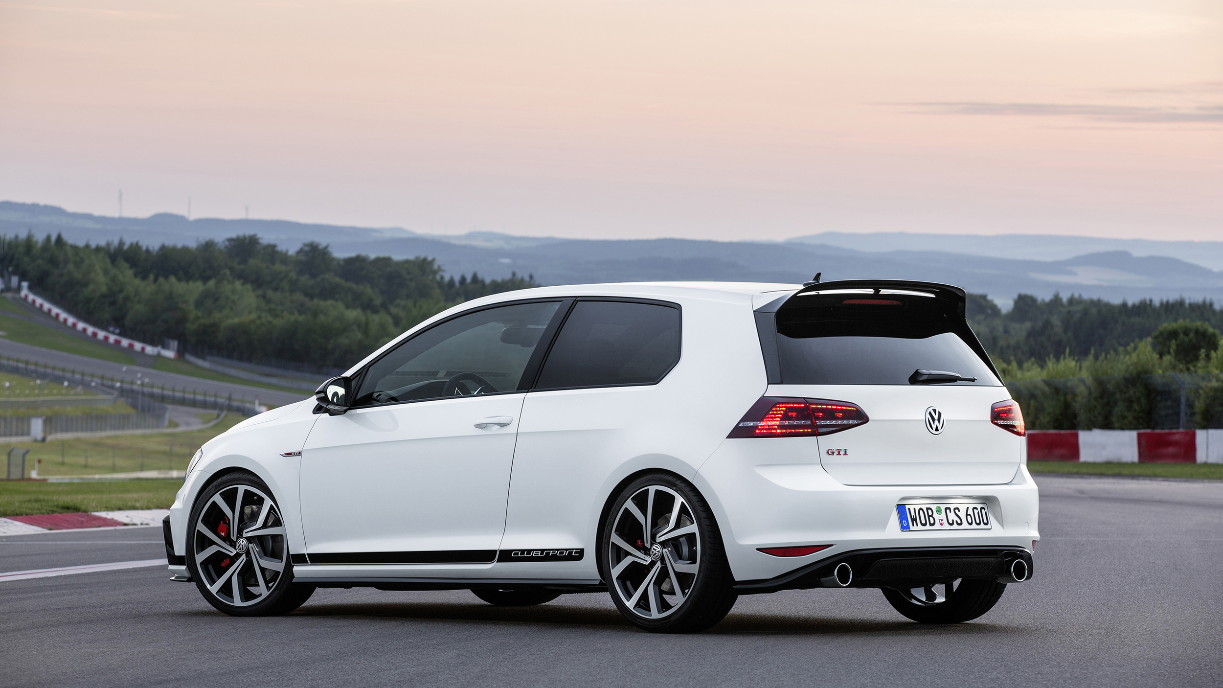 Clubsport marks 40 years of the Golf GTI