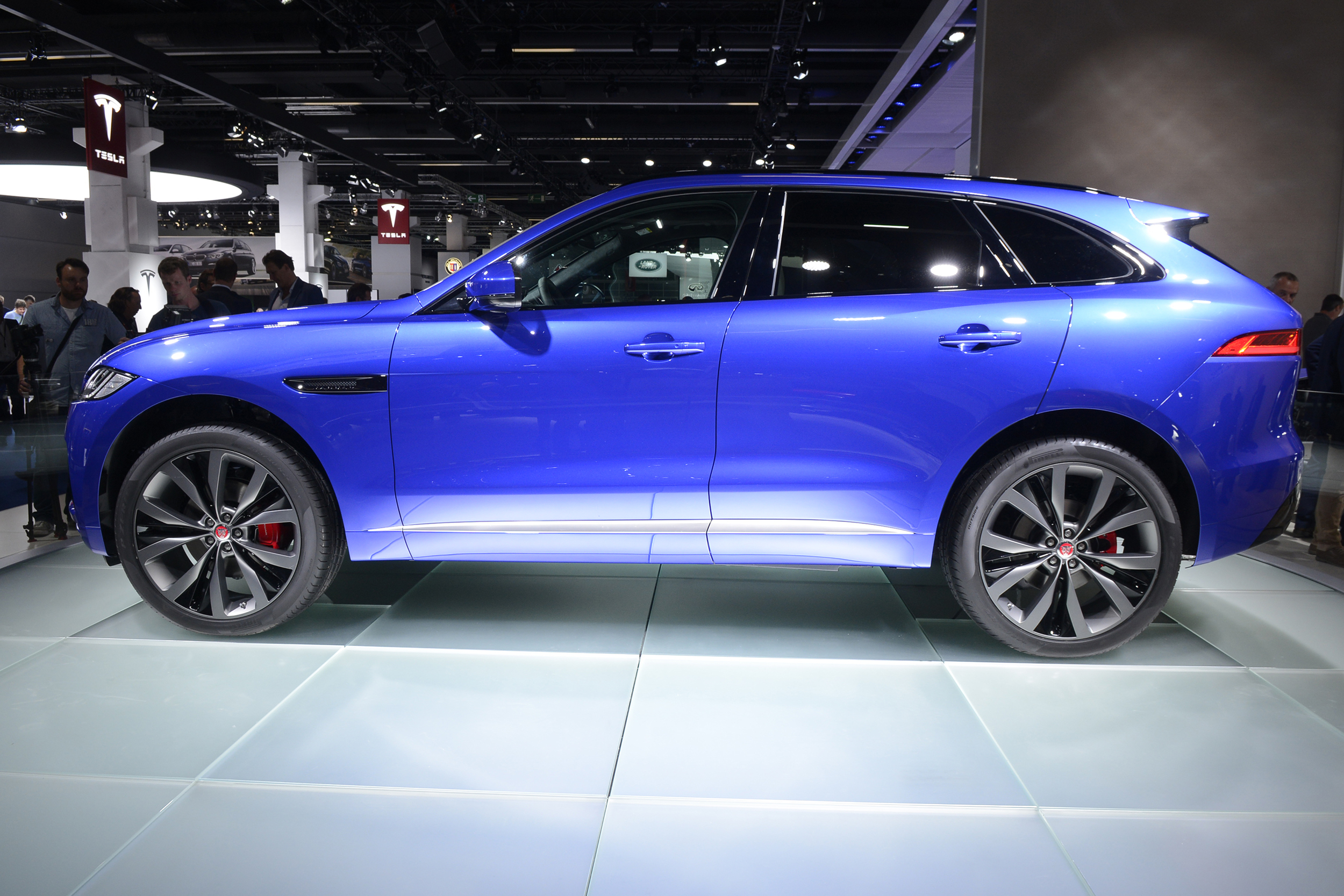 Jaguar confirms new F-Pace pricing