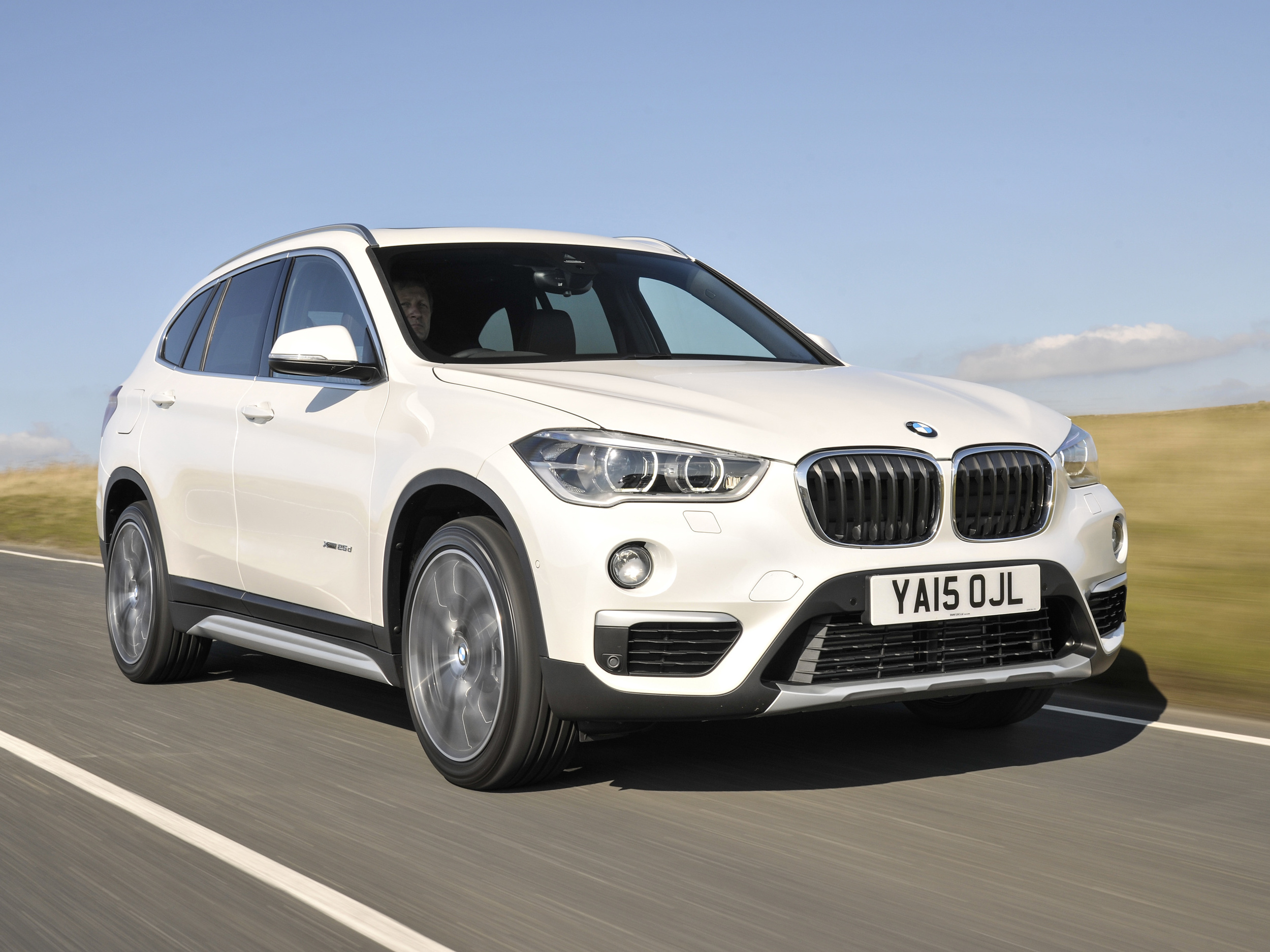 All-new BMW X1