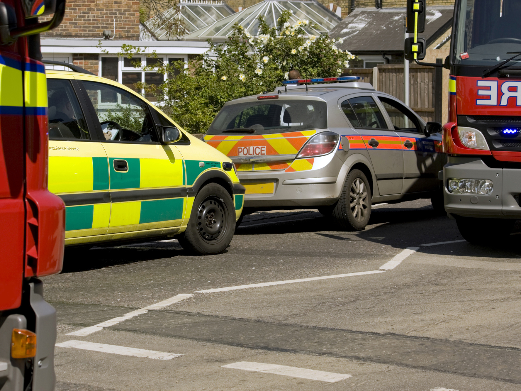 Reported Road Casualties on the rise