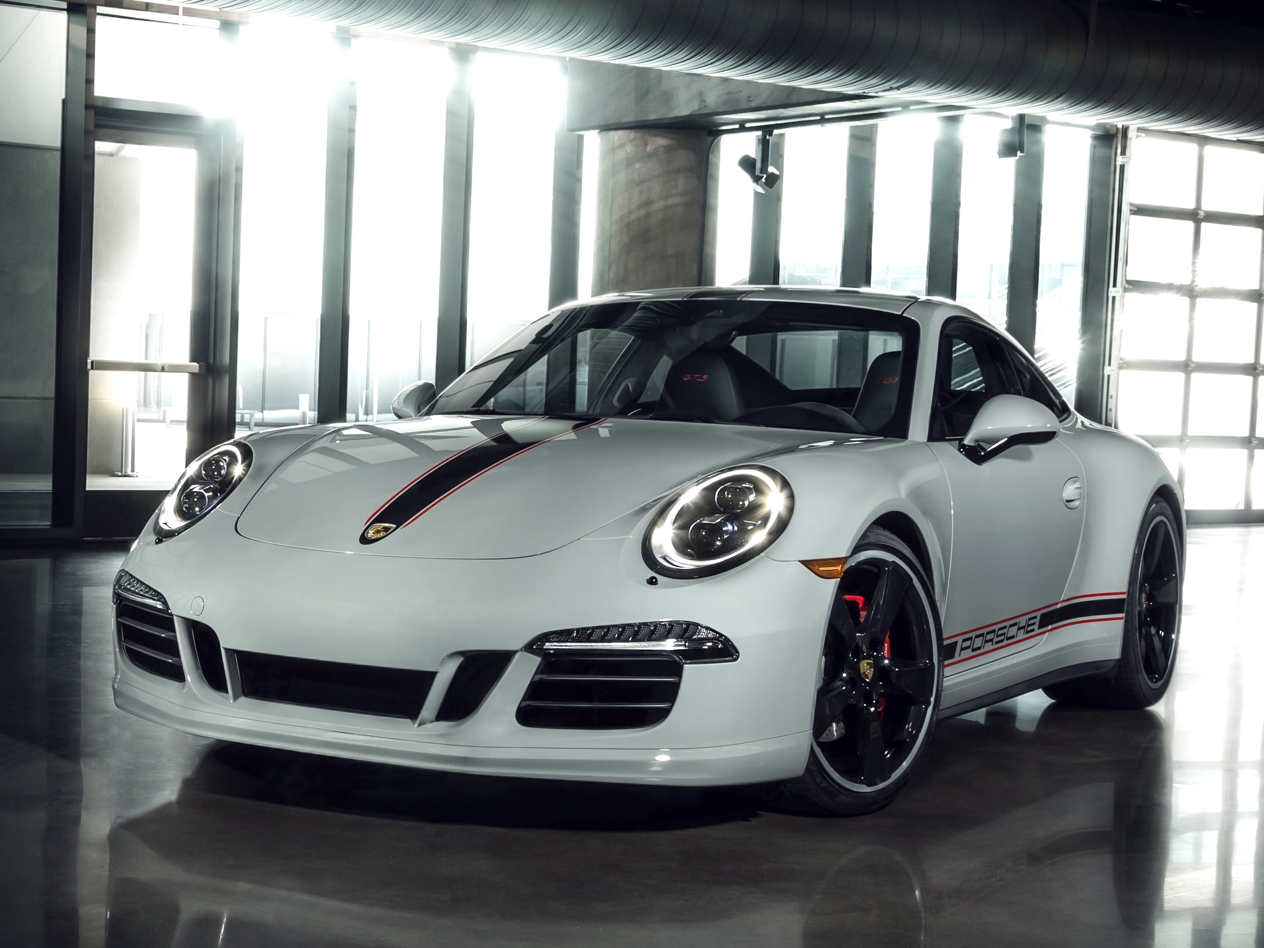Porsche unveils limited edition US-only 911