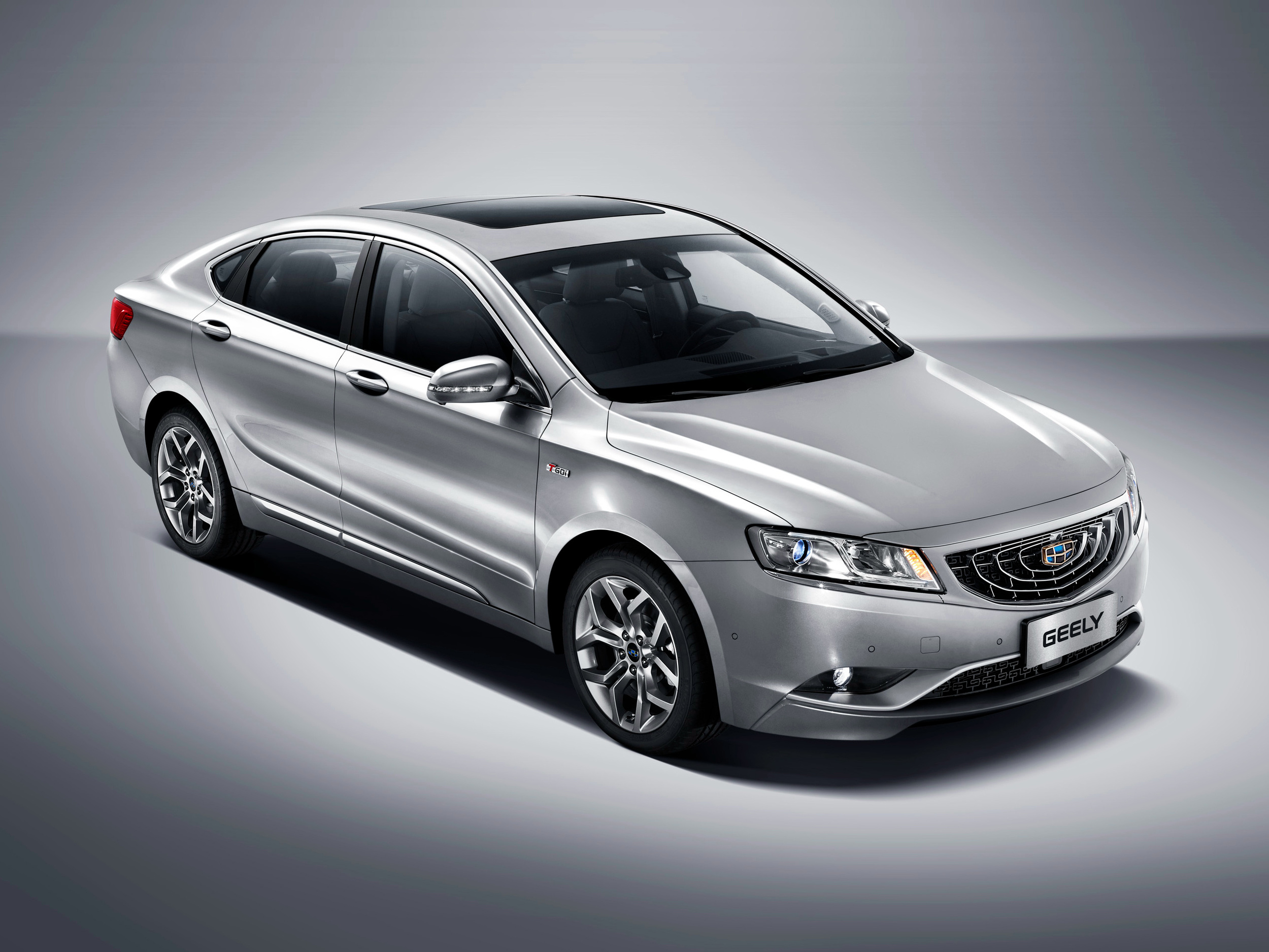 Geely GC9 wins Chinese Car of the Year