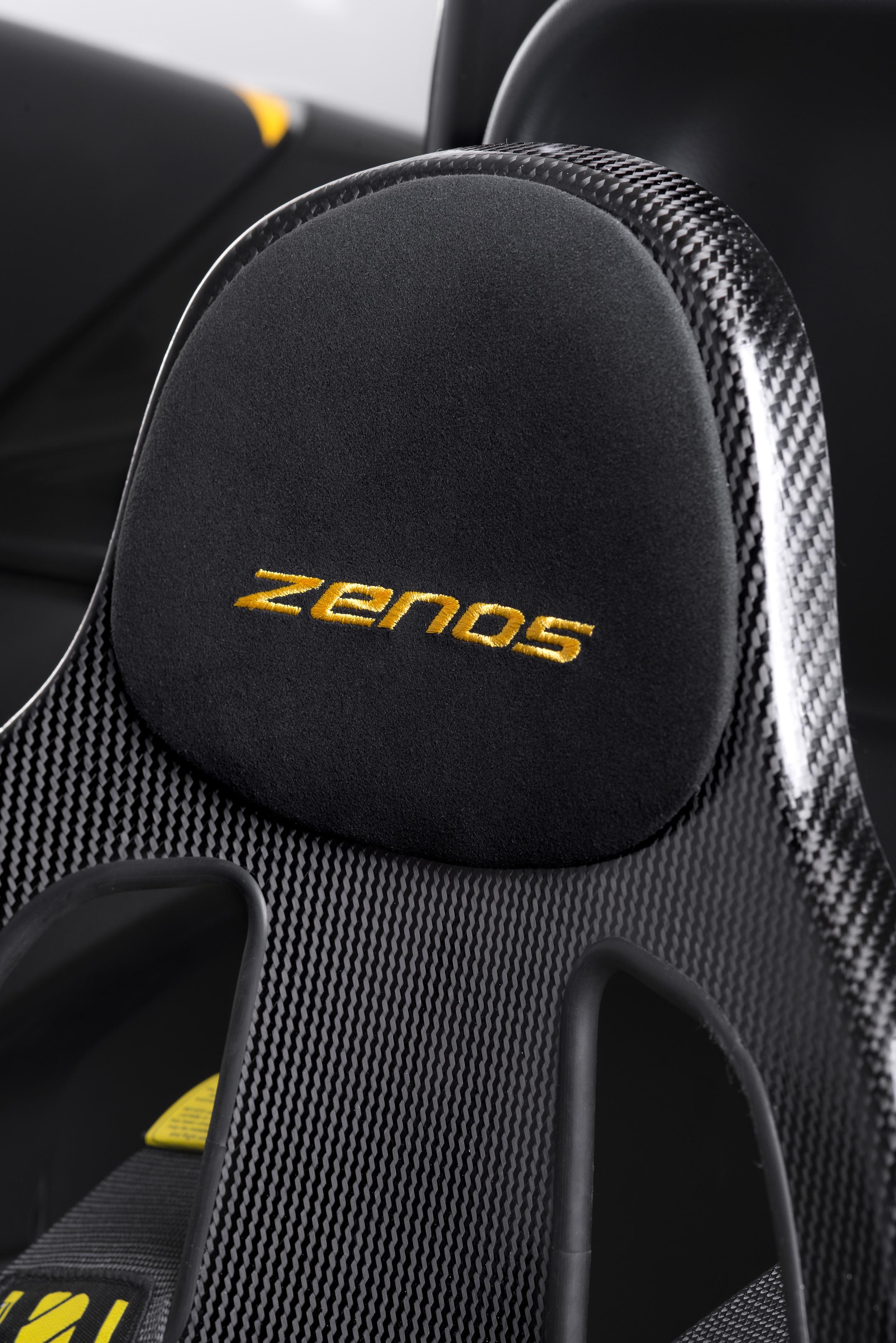 Zenos plans more powerful E10 'R'