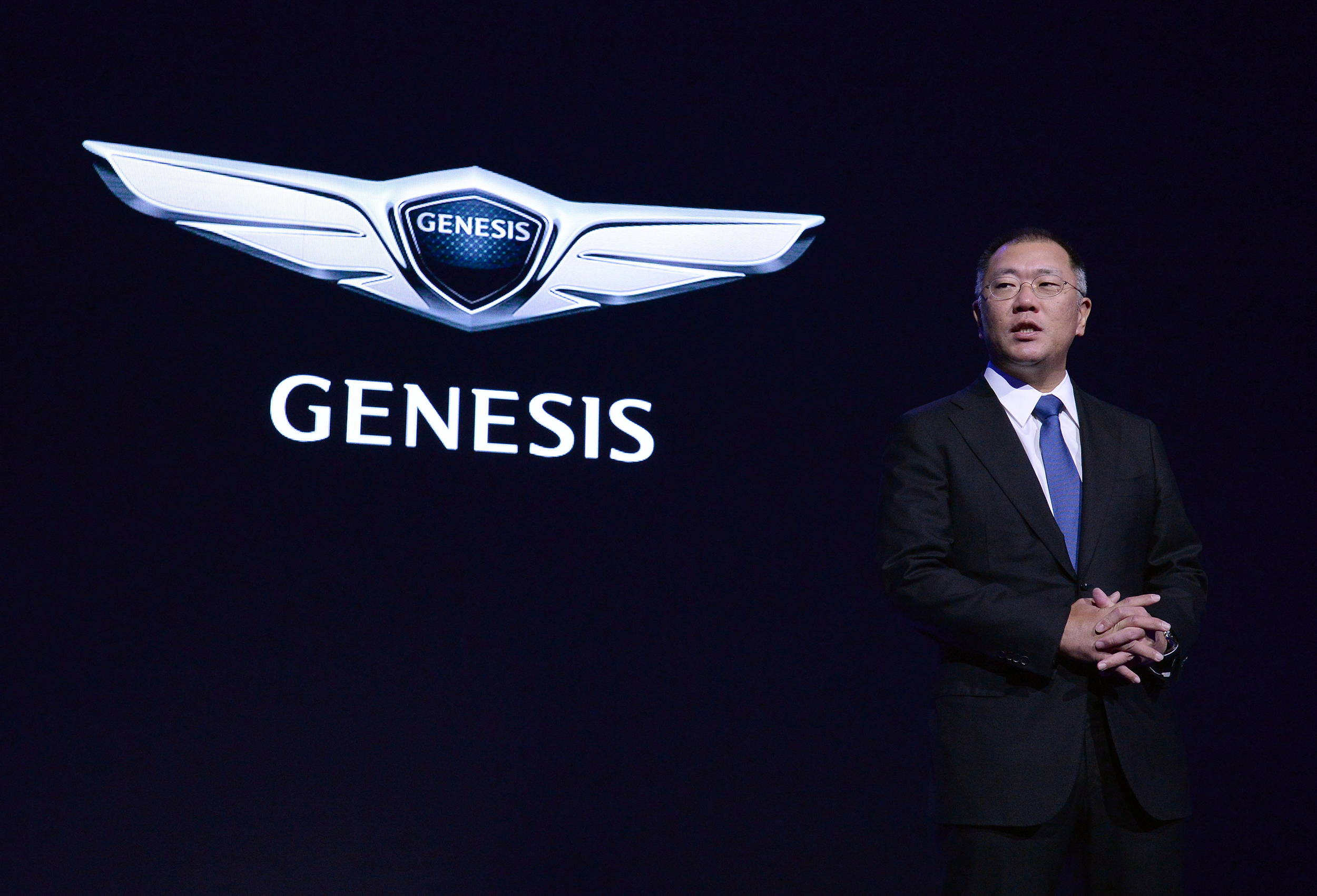Hyundai launches new Genesis luxury brand