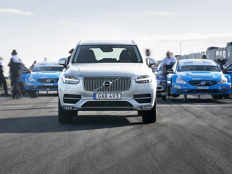 Volvo adds XC90 performance upgrades