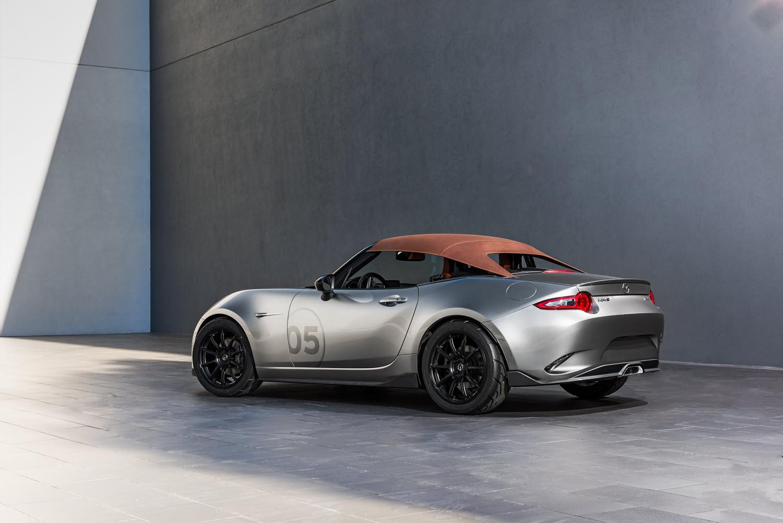Mazda MX-5 concepts revealed at SEMA