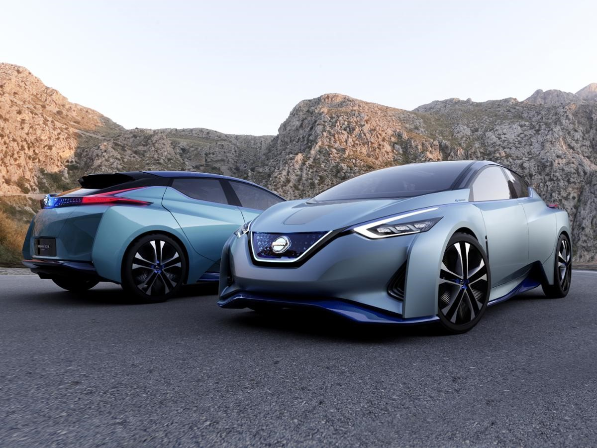 Nissan debuts IDS Concept in Tokyo