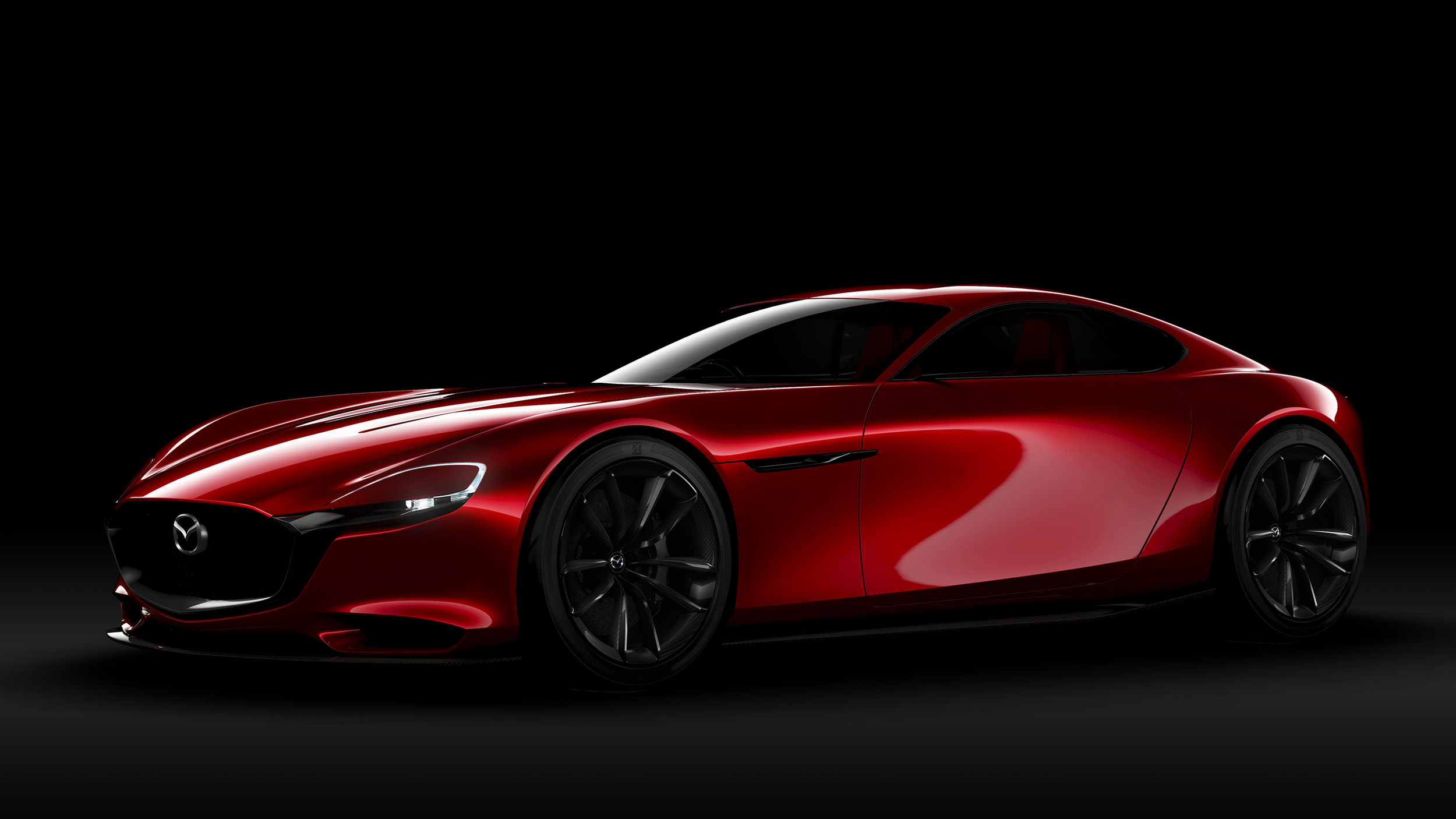Mazda unveils RX-Vision at the Tokyo Motor Show